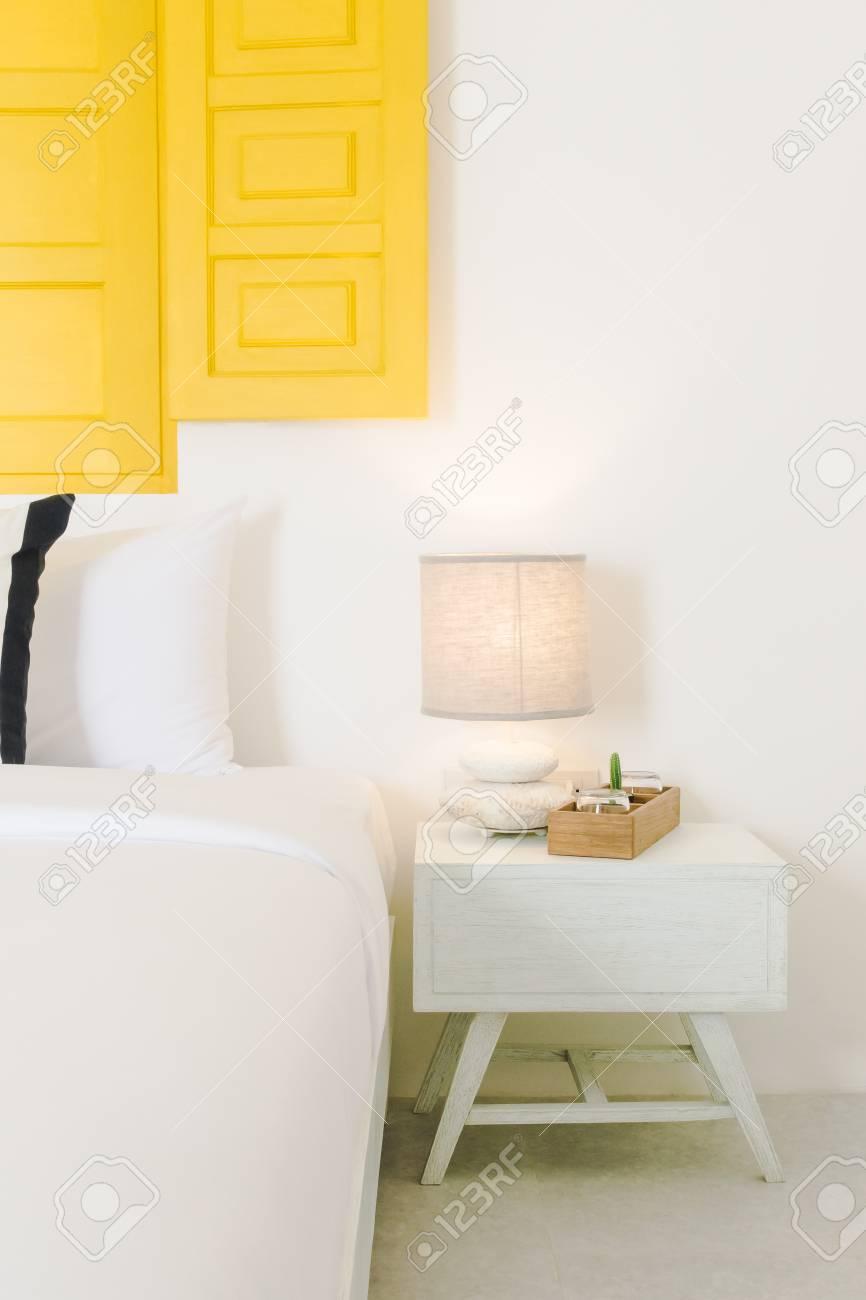 Decorazioni Camera Da Letto bella lusso cuscino sulla decorazione camera da letto in hotel camera da  letto - vintage filtro luce