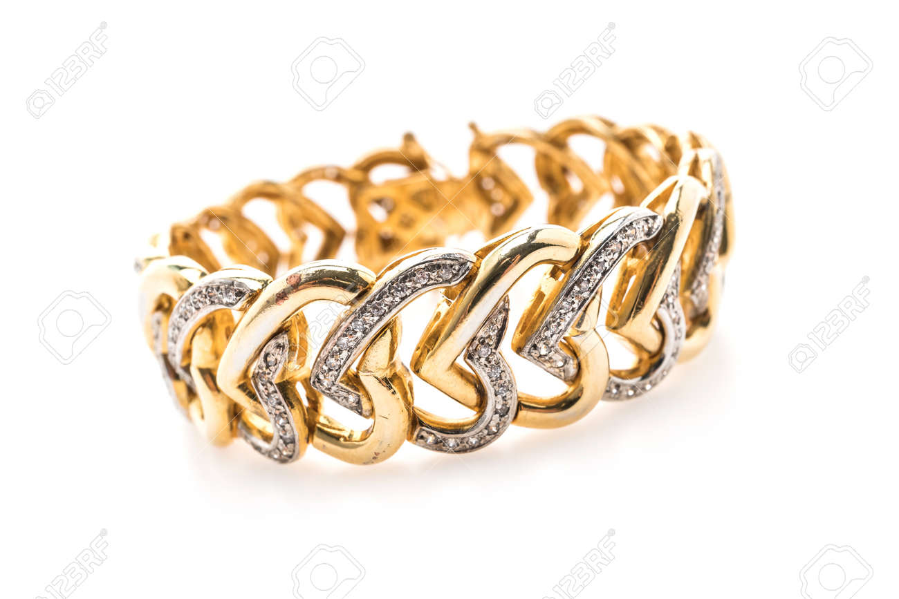 yellow dhgate com gold beautiful bracelet hearts from product