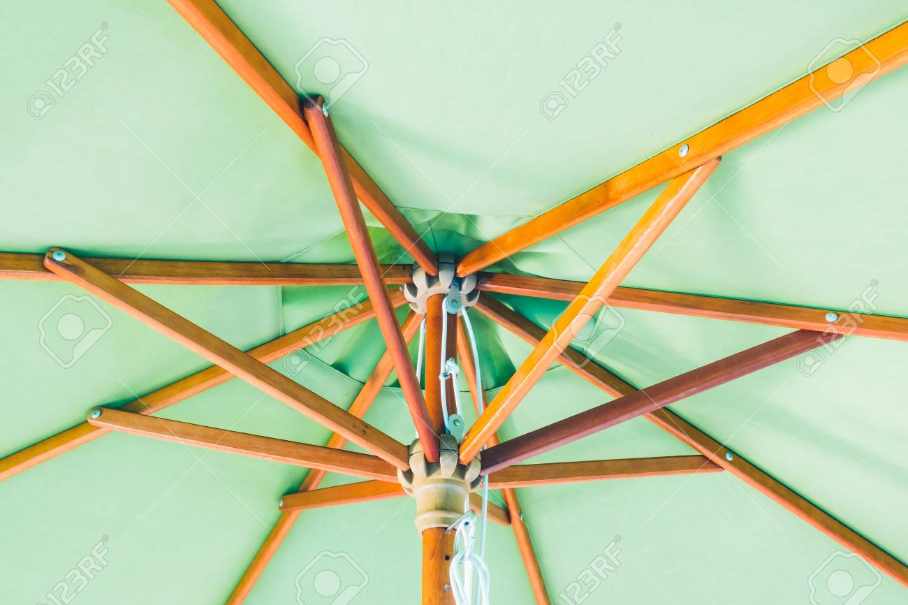 Colorful Umbrella Textures For Background Stock Photo, Picture And ...