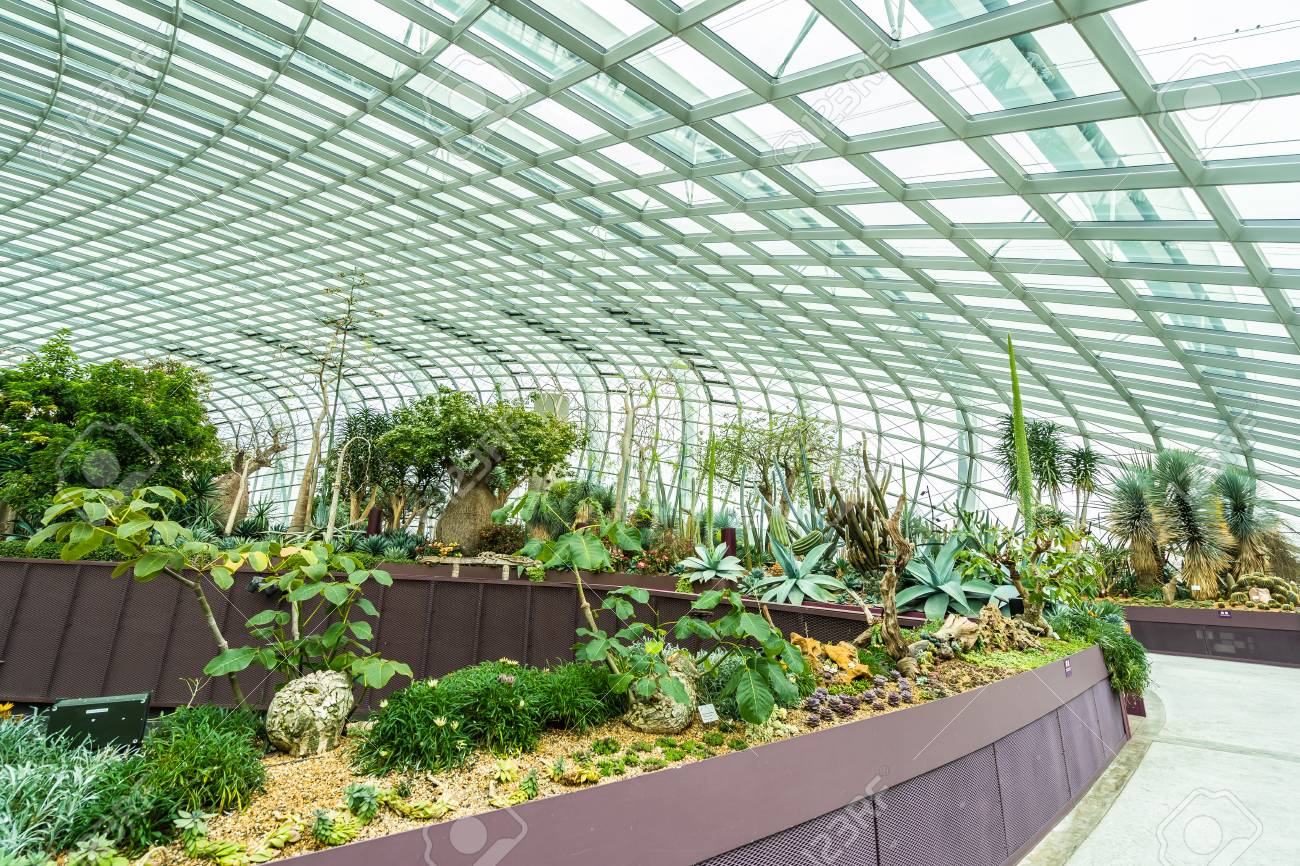 Excellent Beautiful Architecture Building Flower Dome Garden And Greenhouse Home Interior And Landscaping Oversignezvosmurscom