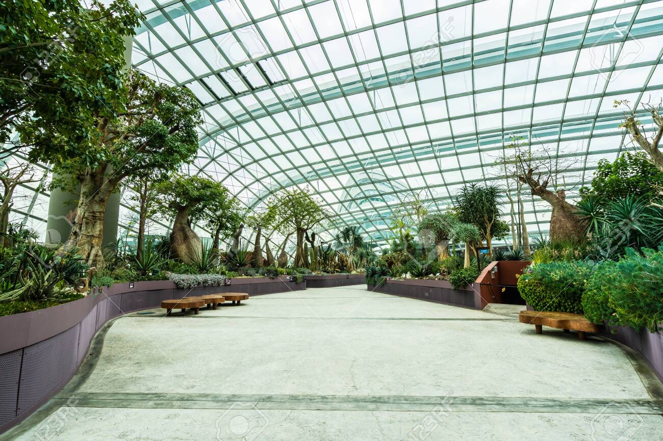 Admirable Beautiful Architecture Building Flower Dome Garden And Greenhouse Home Interior And Landscaping Oversignezvosmurscom