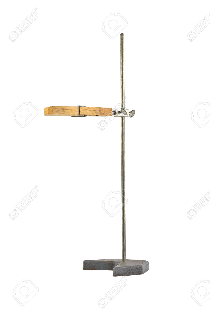 Laboratory equipment test tube holder, Clamps, hanging, stand
