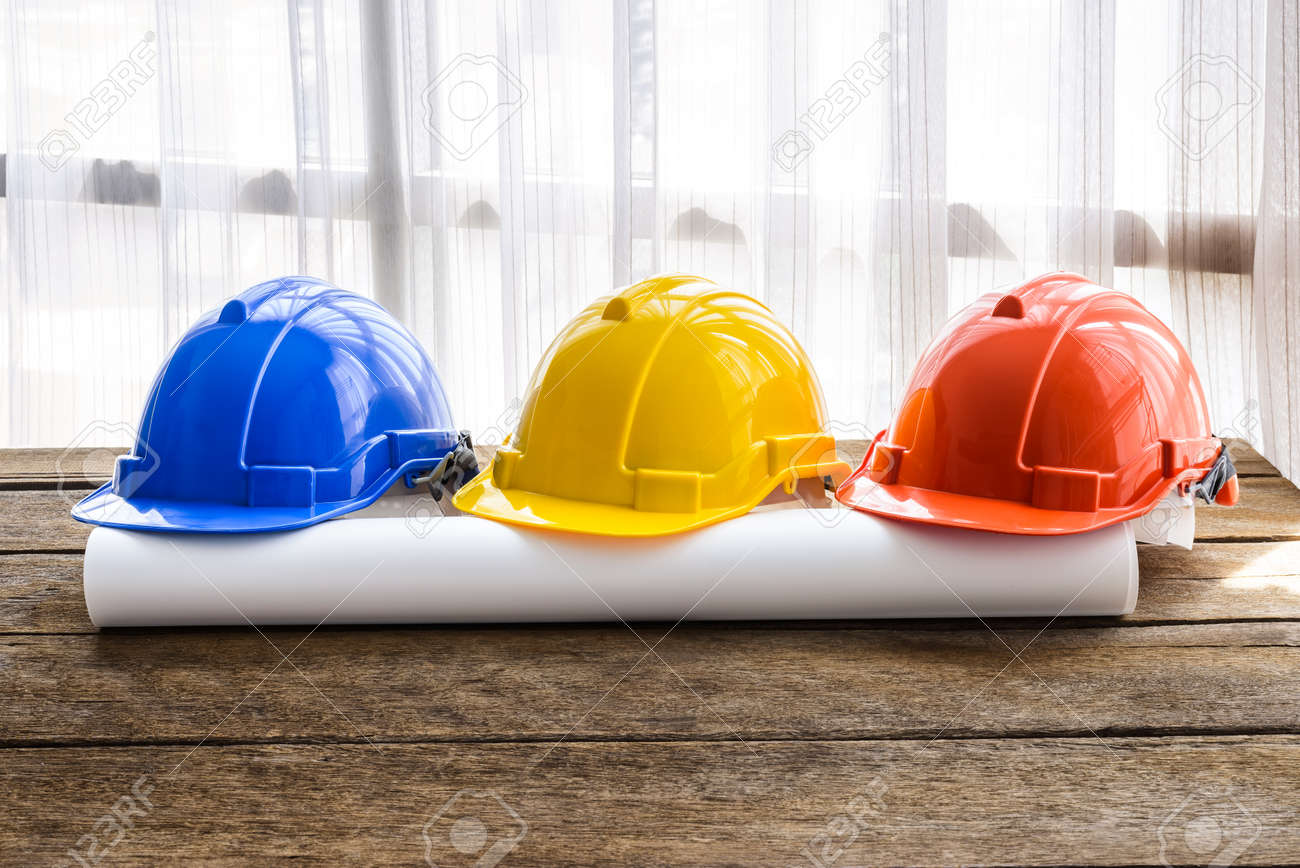 NEW Hardhat Safety Light Amber Hard Hat Helmen, schermen