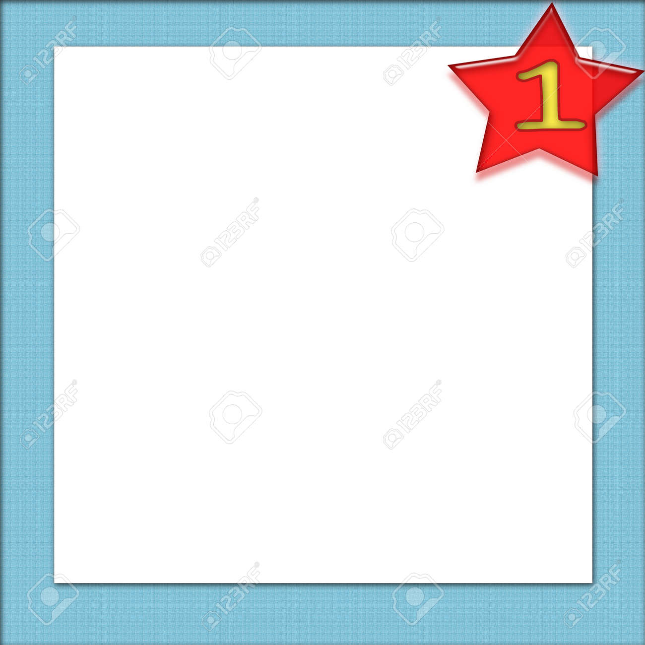 picture frame no.1 Stock Vector - 12902560