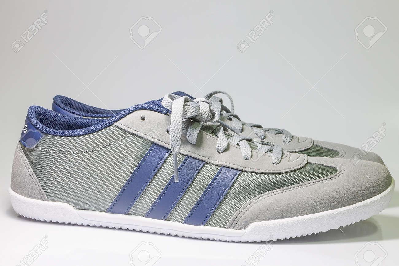 meilleure sélection 4e453 28d4b Chiang Mai, Thailand - March 13, 2015 :Adidas Neo Label Shoes..