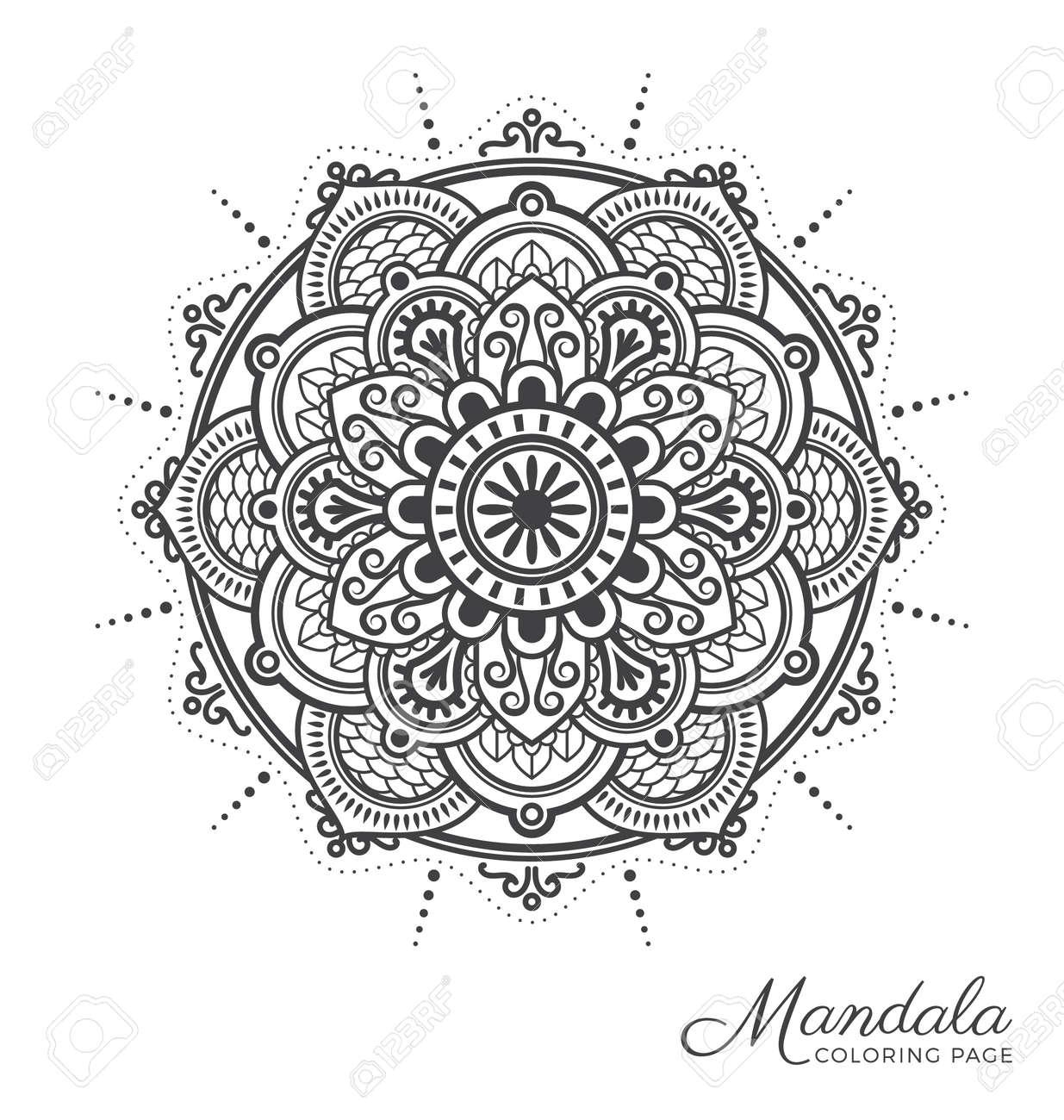 Großartig Malvorlagen Mandala Designs Galerie - Malvorlagen-Ideen ...