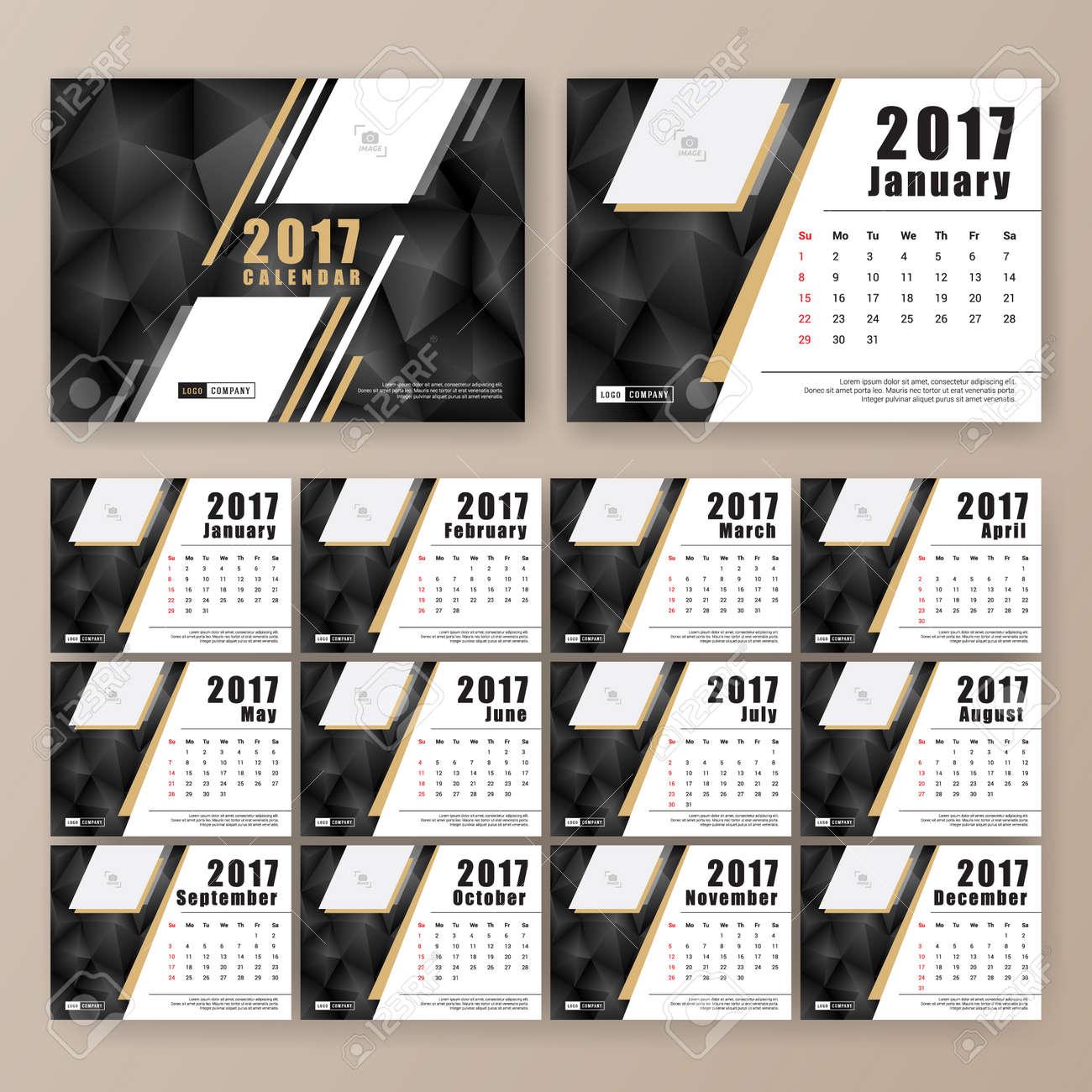 Schön Zwei Monate Kalendervorlage Zeitgenössisch - Entry Level ...