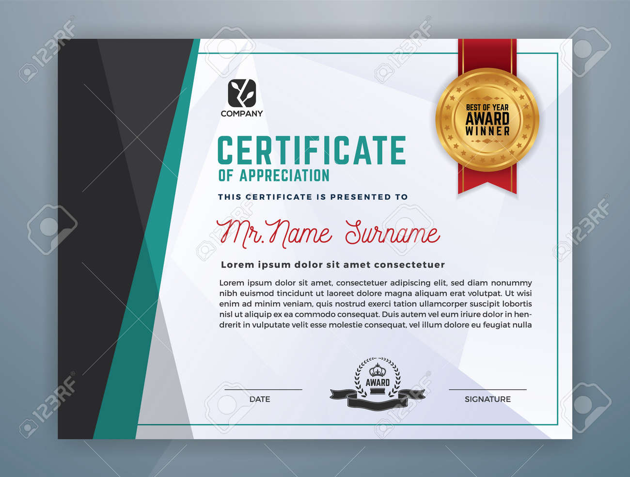 Corporate Share Certificate Template Image collections - Templates ...