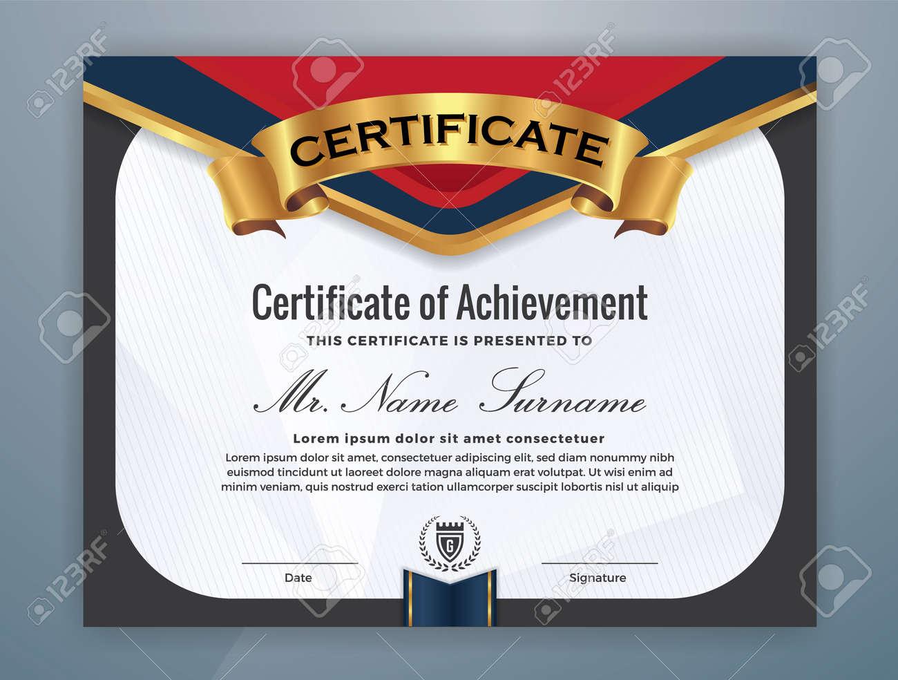 Multipurpose modern professional certificate template design multipurpose modern professional certificate template design for print vector illustration stock vector 81783726 1betcityfo Gallery