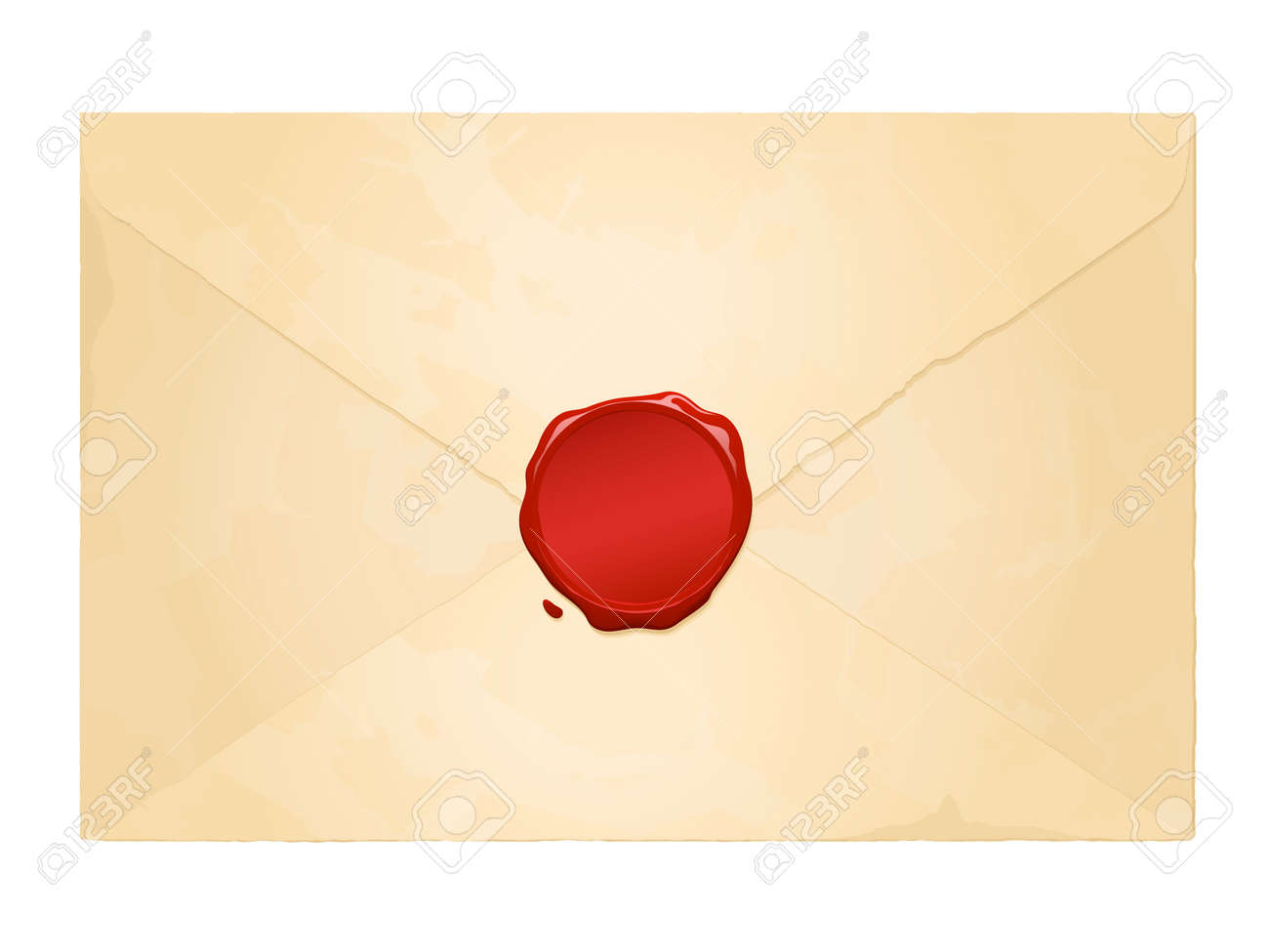 envelope with