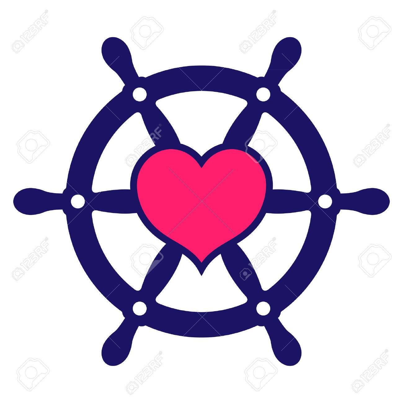 ベクトル図のデザイン要素として使用するための愛のための検索を描いた