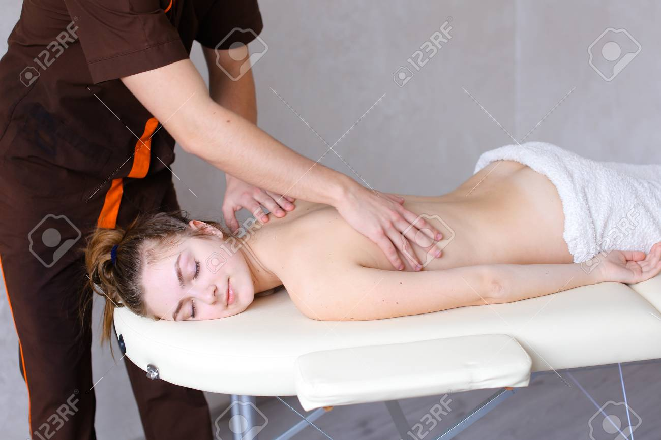 Massaggio rilassante sesso