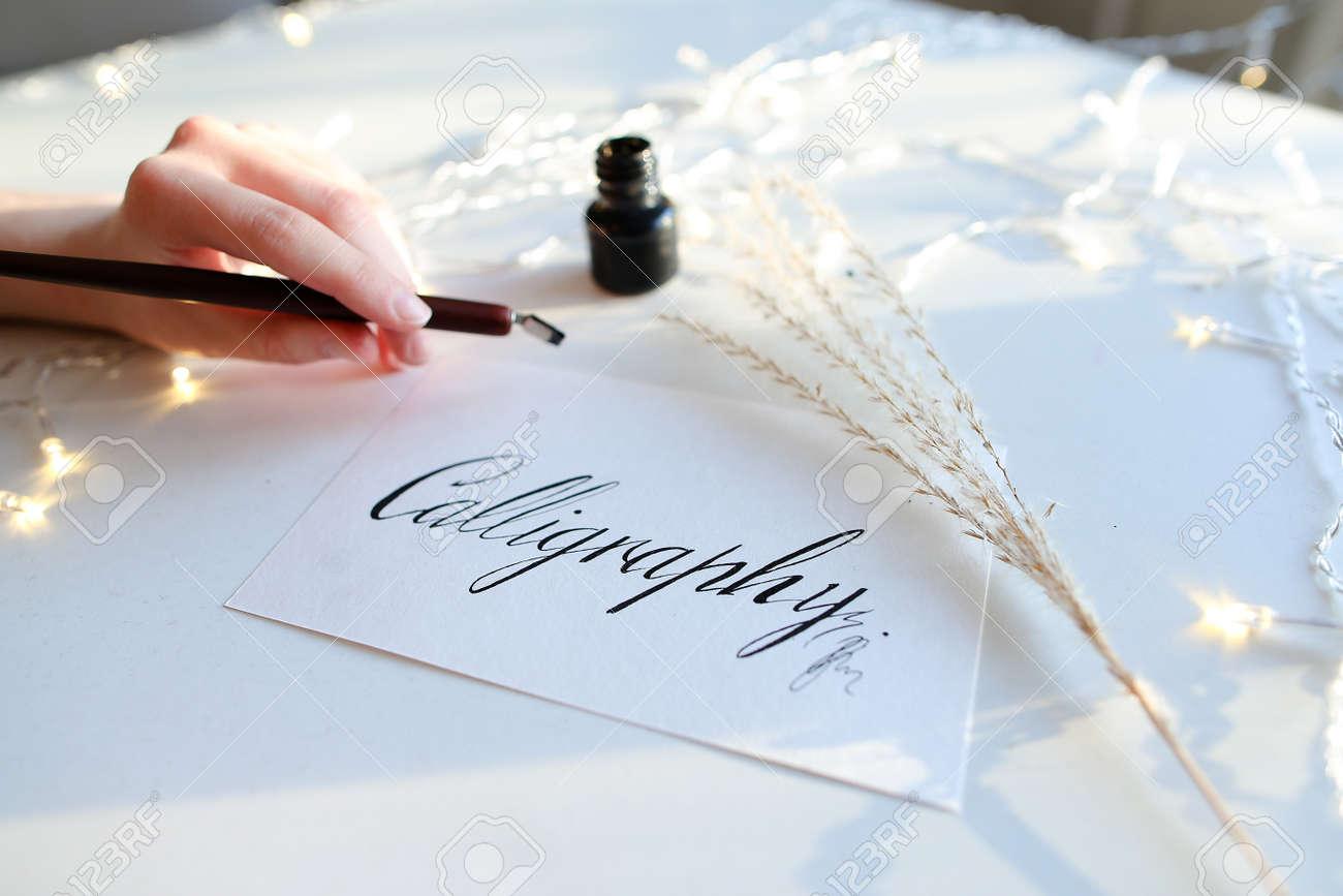 Resultado de imagen de caligrafa