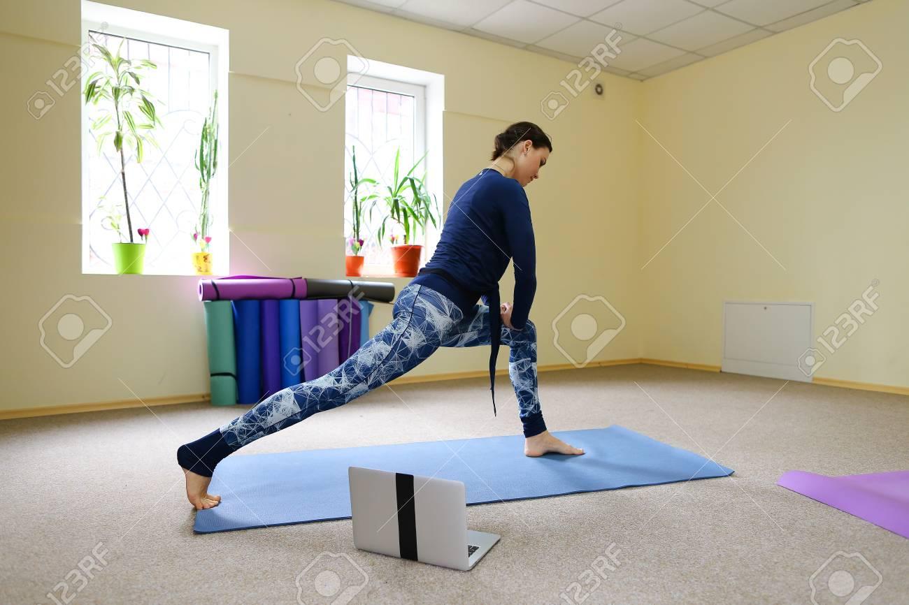 La gymnastics school online payment registration instruction.