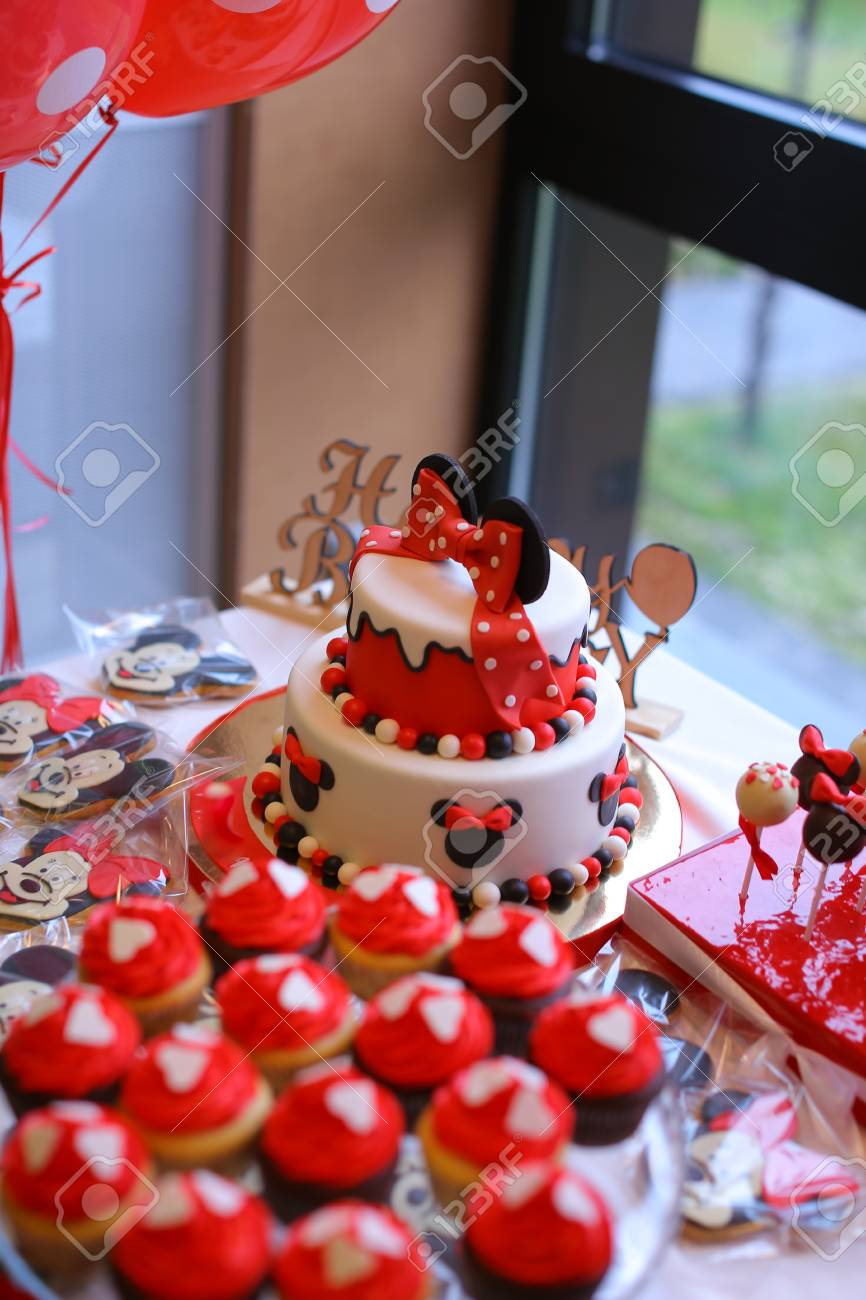 Surprising Tasty Mickey Mouse Cakes For Birthday Concept Of Sweets For Funny Birthday Cards Online Alyptdamsfinfo