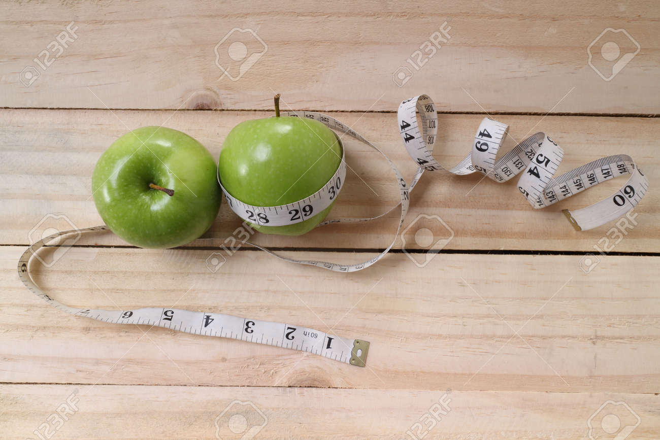 sports, fitness, recording, notepad, concept of weight loss, diet, nutrition - 41459652