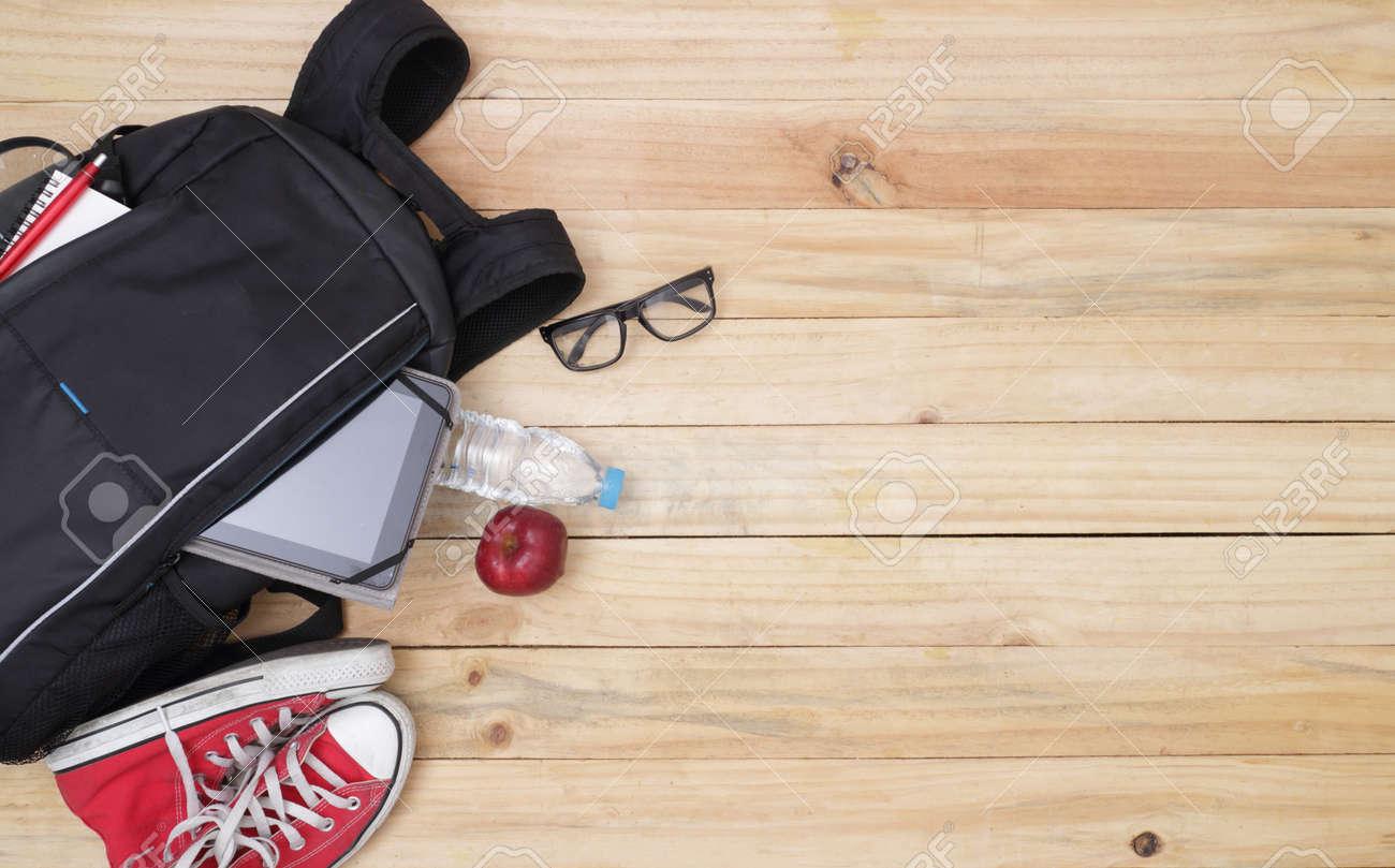 School, bag, backpack. - 50886101