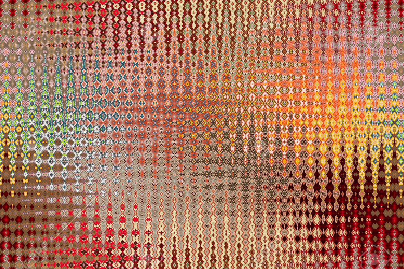 Design or pattern with a frosted glass effect colors - 41796093