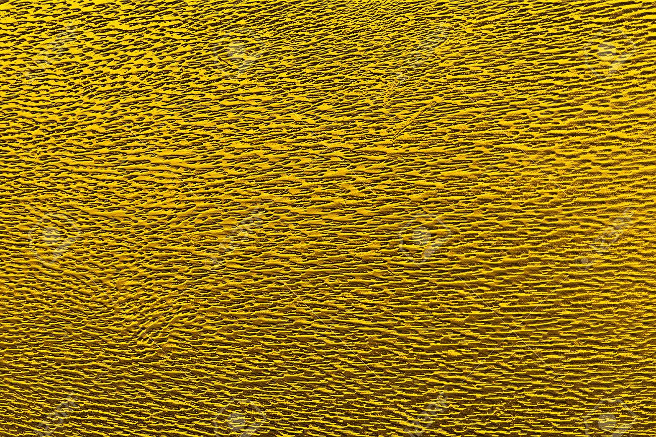 ilustración texturizada en tonos de oro dorado con grabado áspero