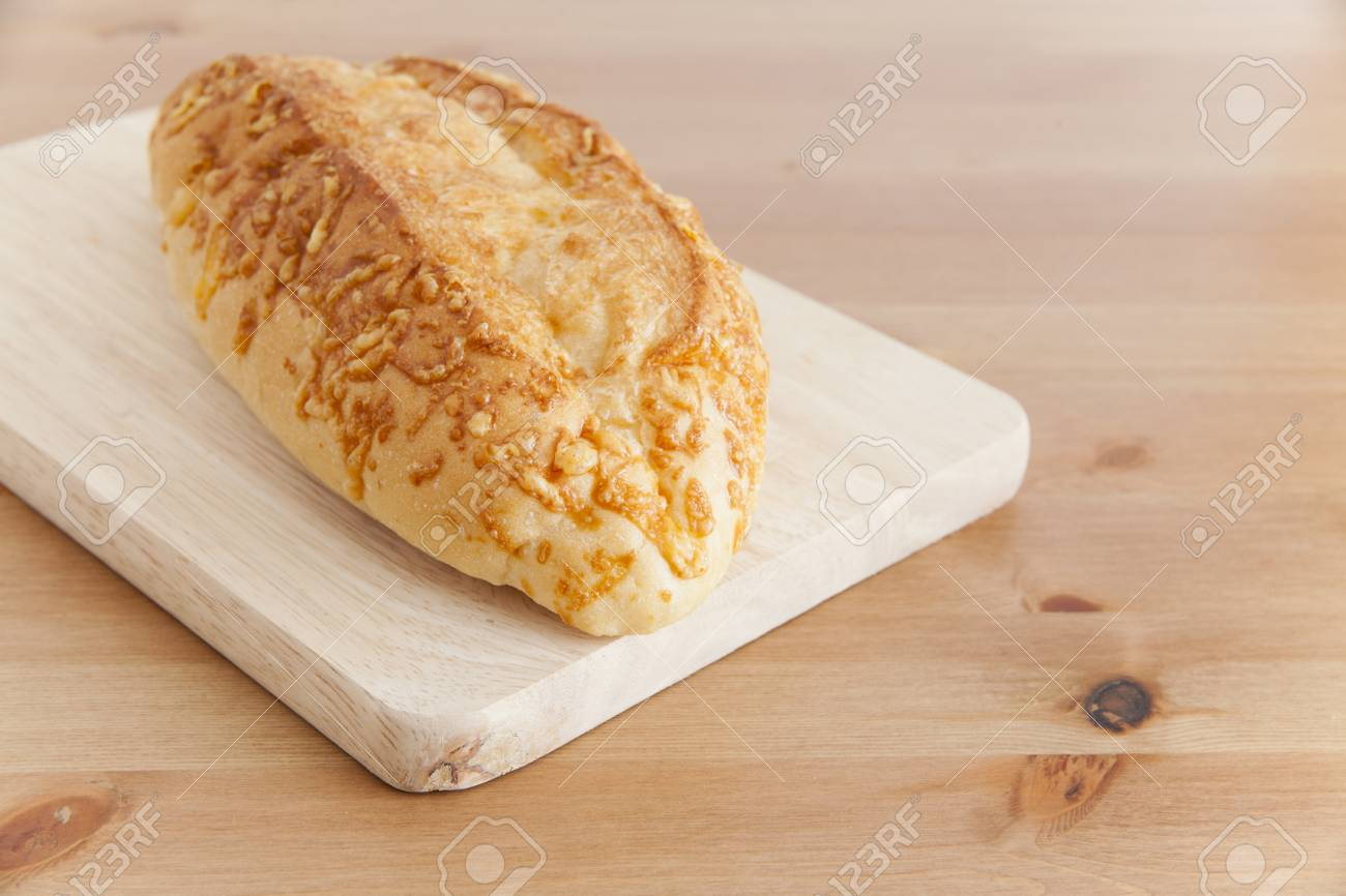 bread on a white background Stock Photo - 22208264