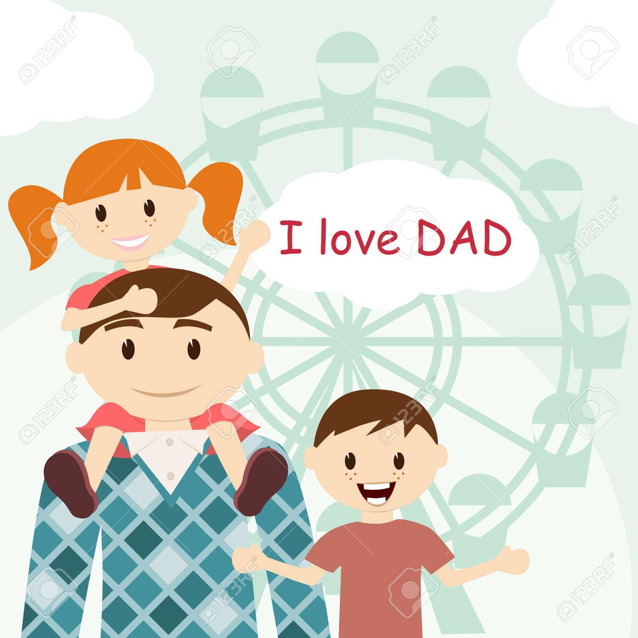 Поздравления с днем отцов
