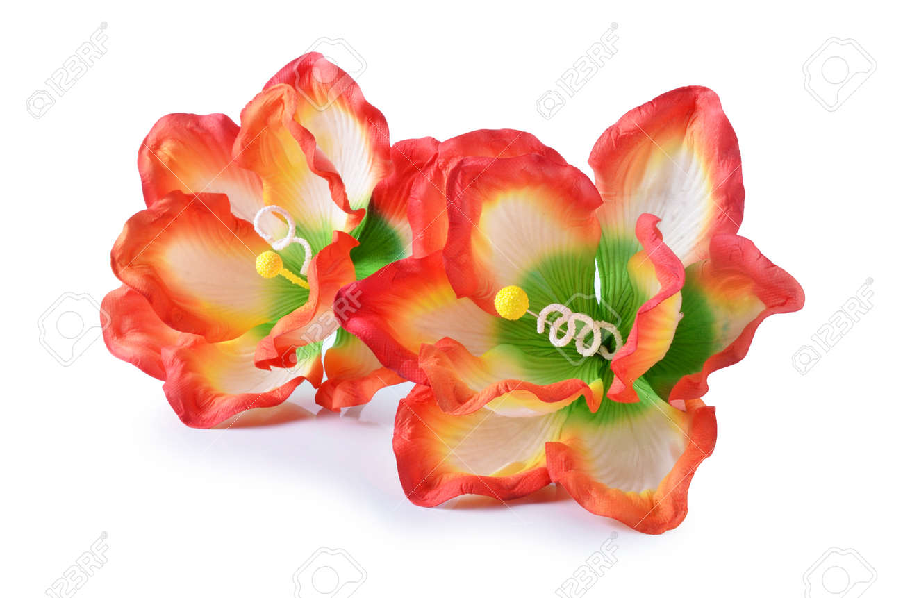 Artificial Hibiscus Flowers