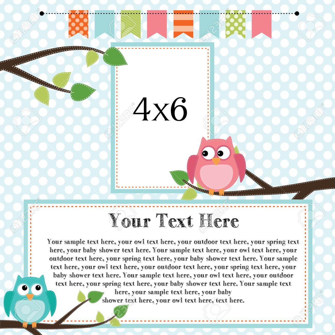 Comfortable 1.5 Inch Circle Template Huge 13 Birthday Invitation Templates Shaped 16 Birthday Invitation Templates 2 Binder Spine Template Old 2 Inch Button Template Soft2 Inch Circle Template Owl Scrapbooking Template With Banner Or Bunting And 4x6 Frames ..