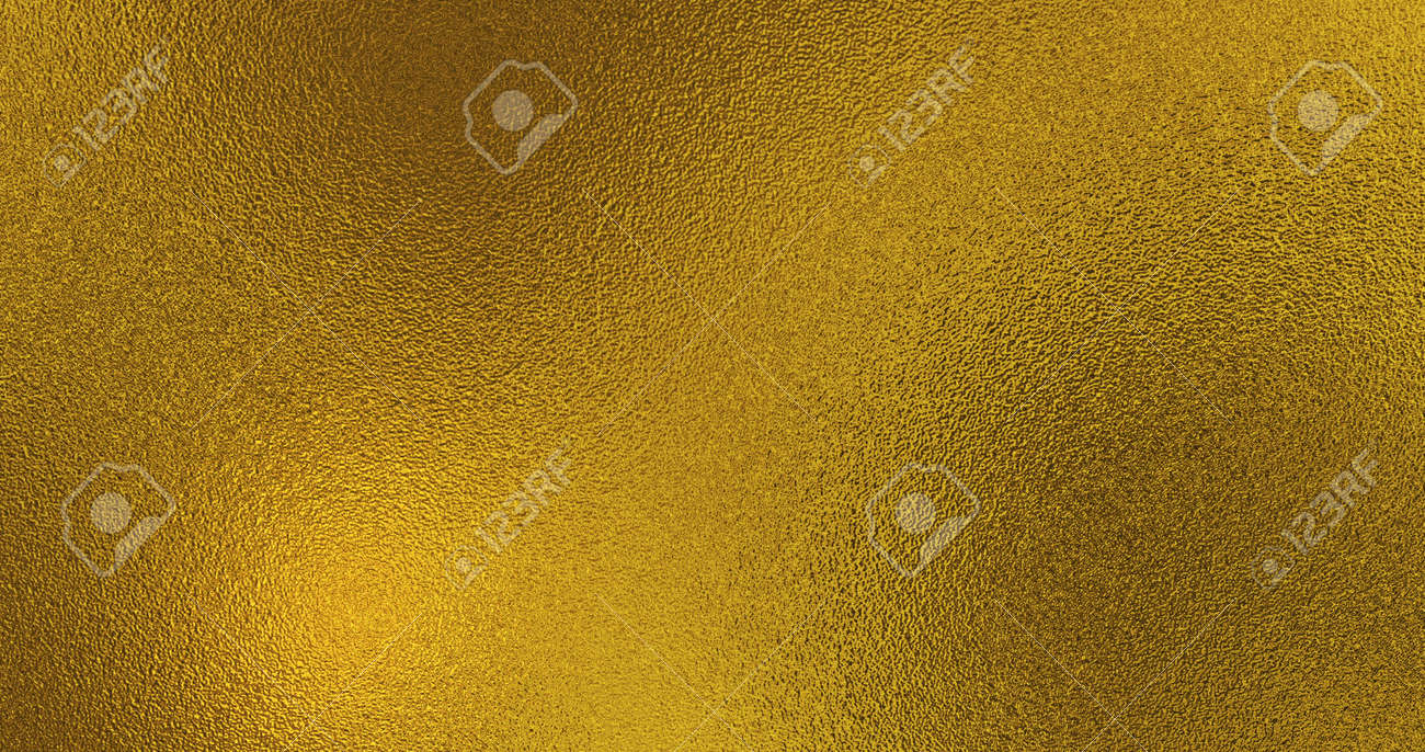 Metallic Gold Wallpaper. Golden Foil Background. Magical Happy