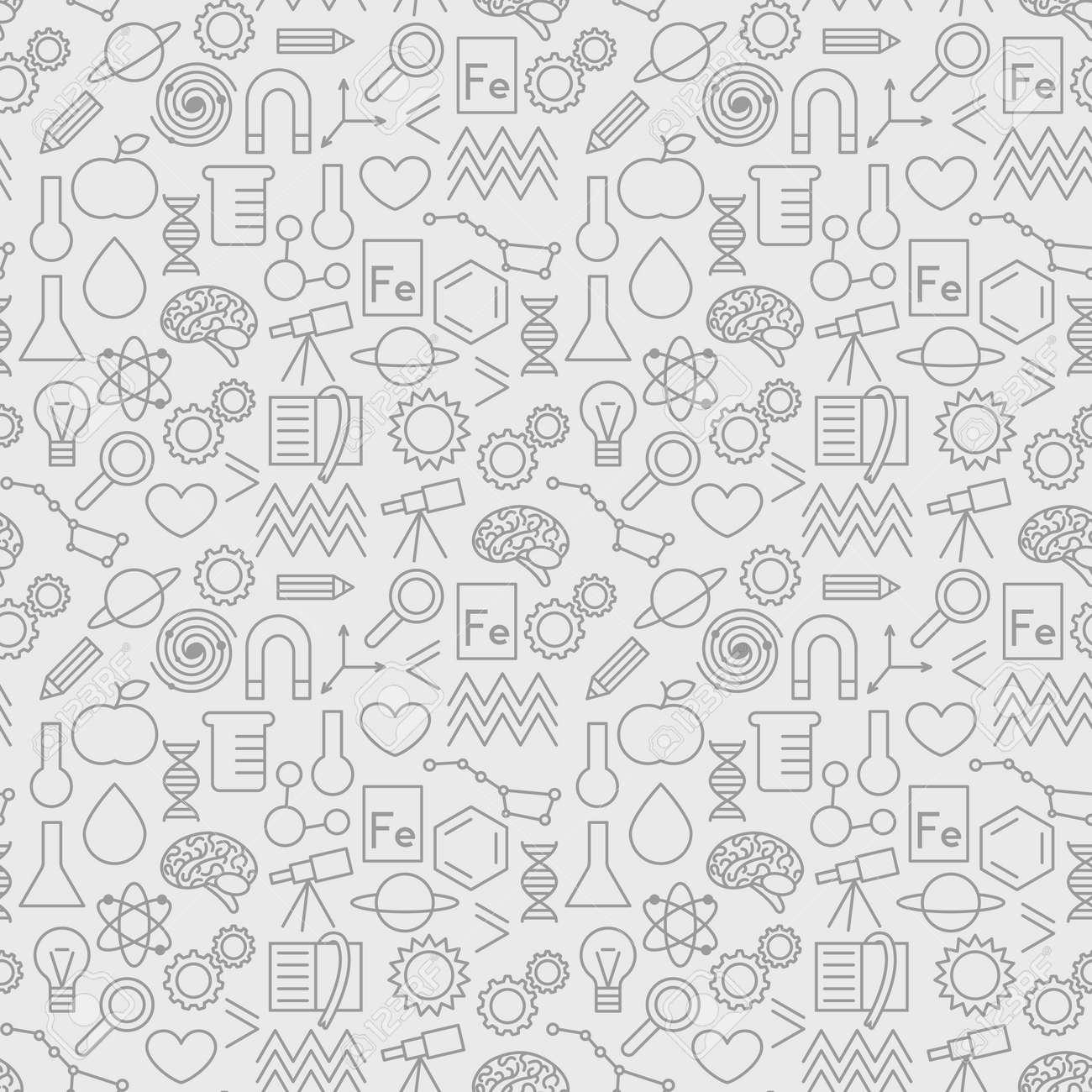 Science pattern - 50230879