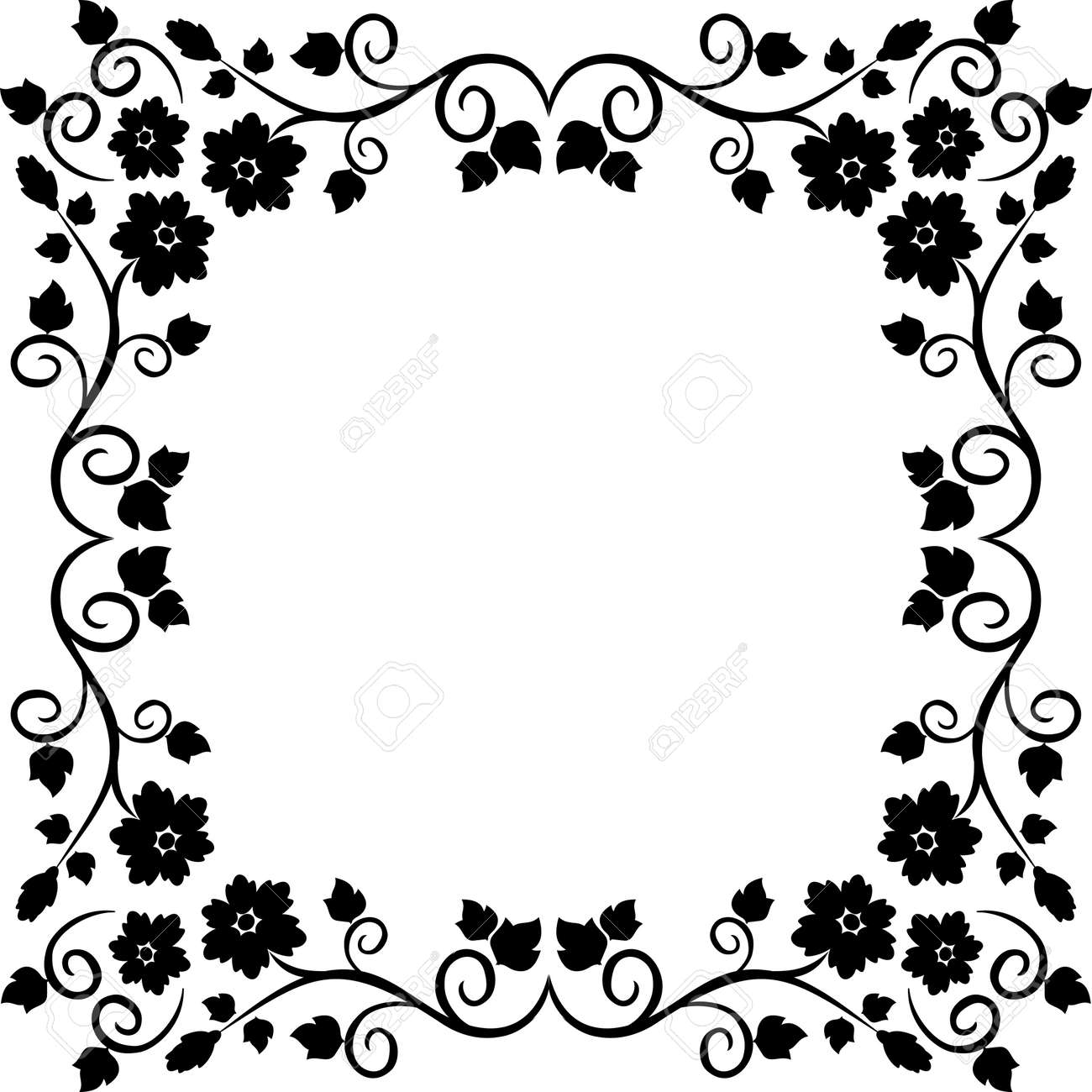 Design Frame Royalty Free Cliparts Vectors And Stock Illustration