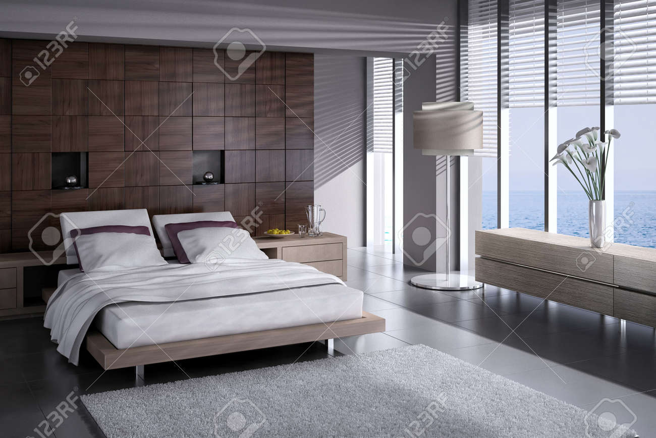 Modern Design For Bedroom Modern Bedroom Stock Photos Pictures Royalty Free Modern
