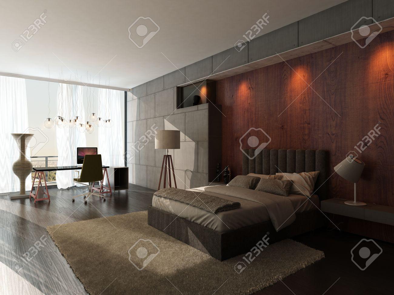 100+ [ modernes schlafzimmer ] | die besten 25 lila graue ... - Modernes Schlafzimmer Interieur Reise