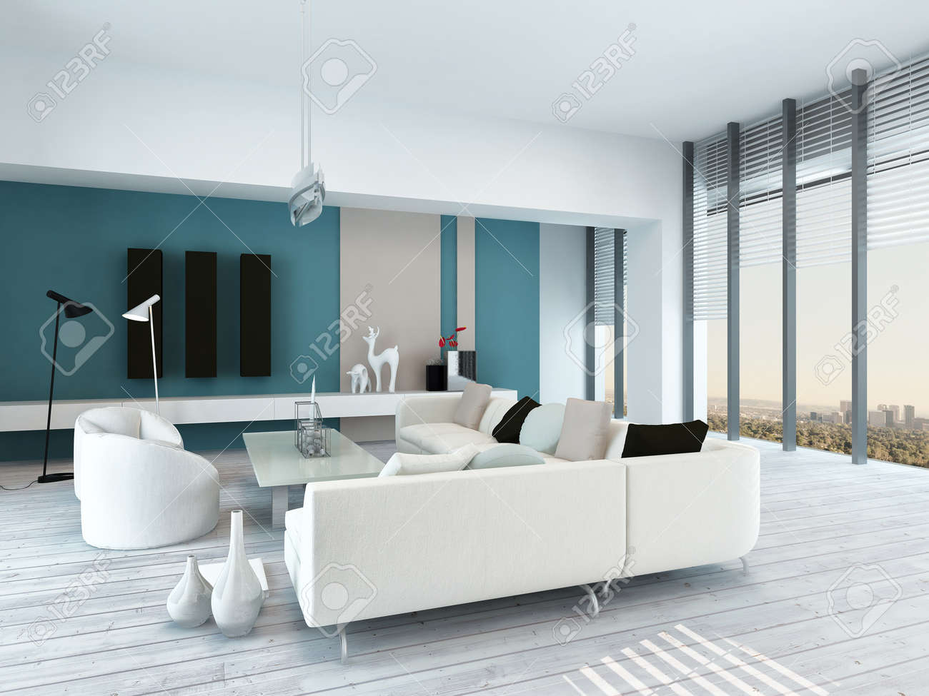 Wohnzimmer weis blau  gemütliche innenarchitektur : gemütliches zuhause : wohnzimmer ...