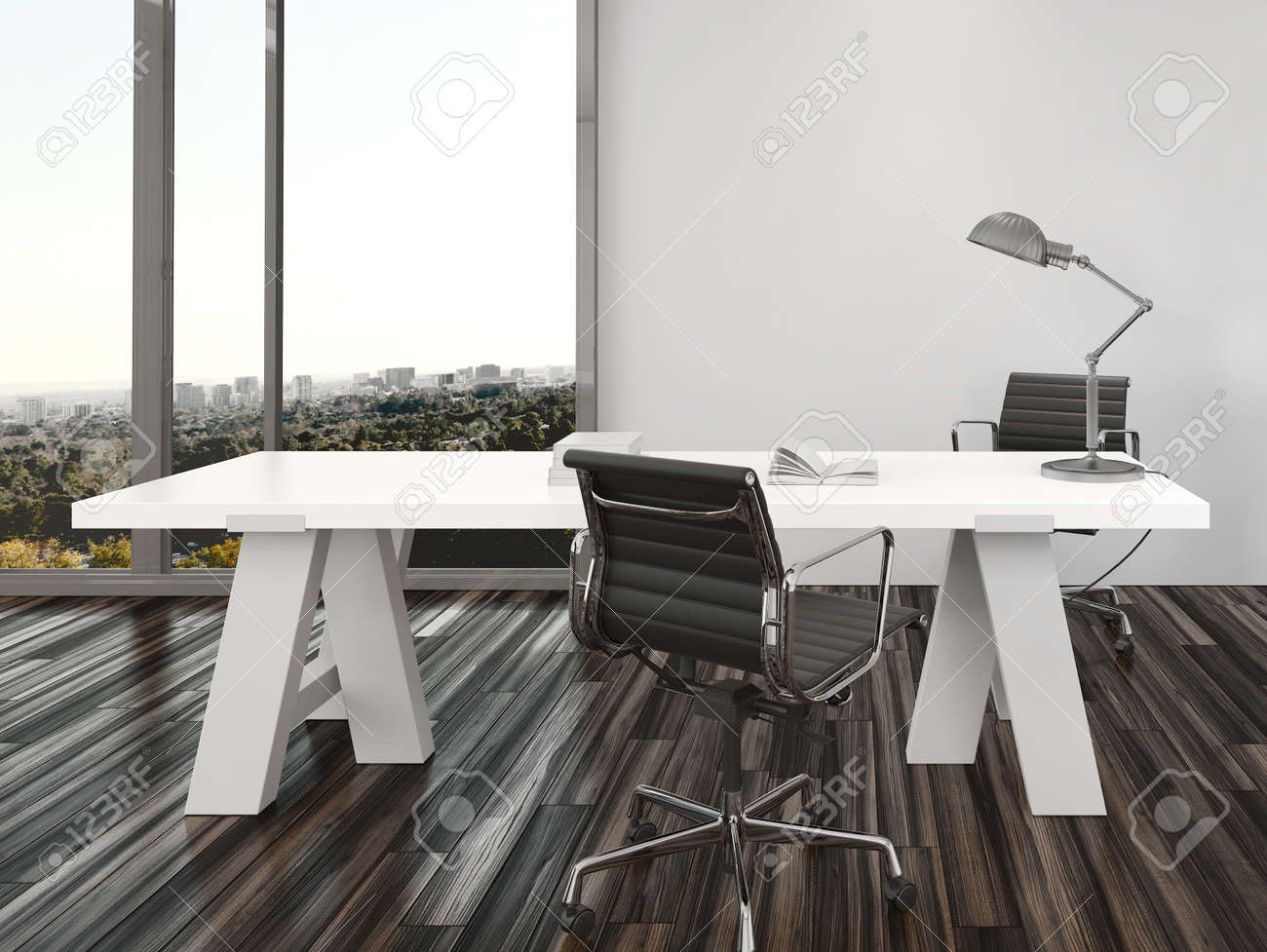modern home office chair. modern home office interior design with two chairs on either side of a white desk chair d