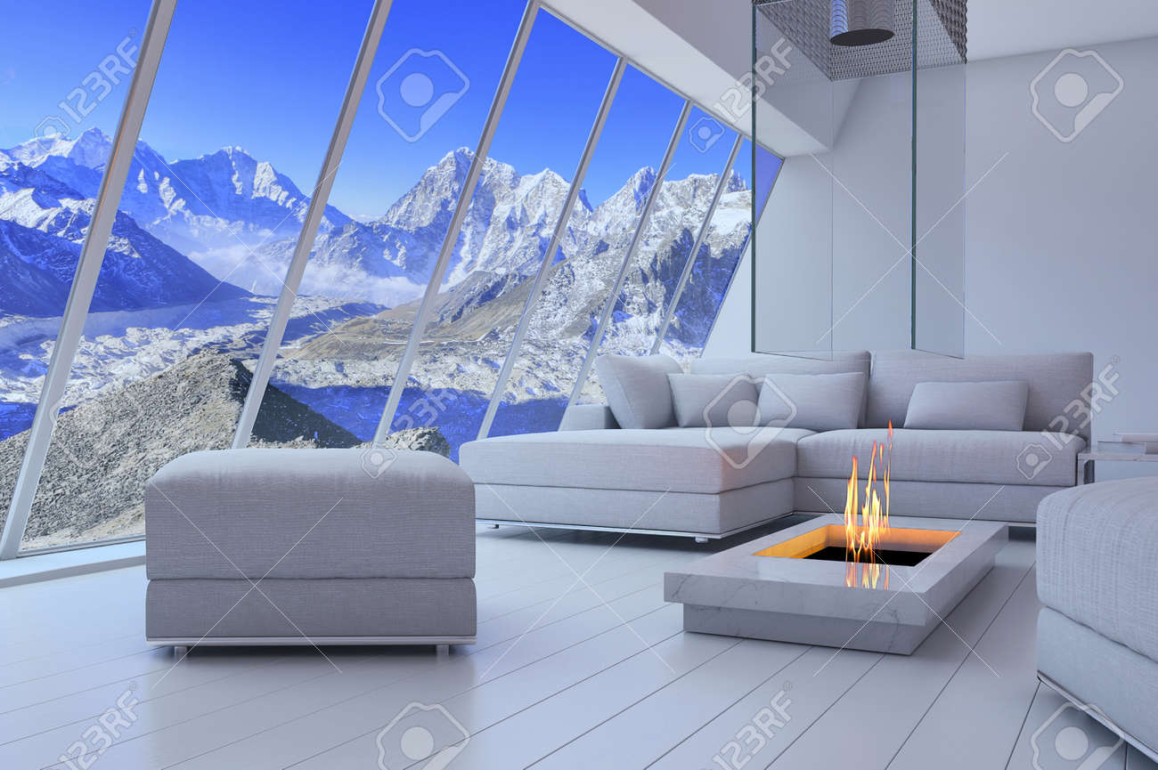 Outdoor Fireplace Stock Photos & Pictures. Royalty Free Outdoor ...