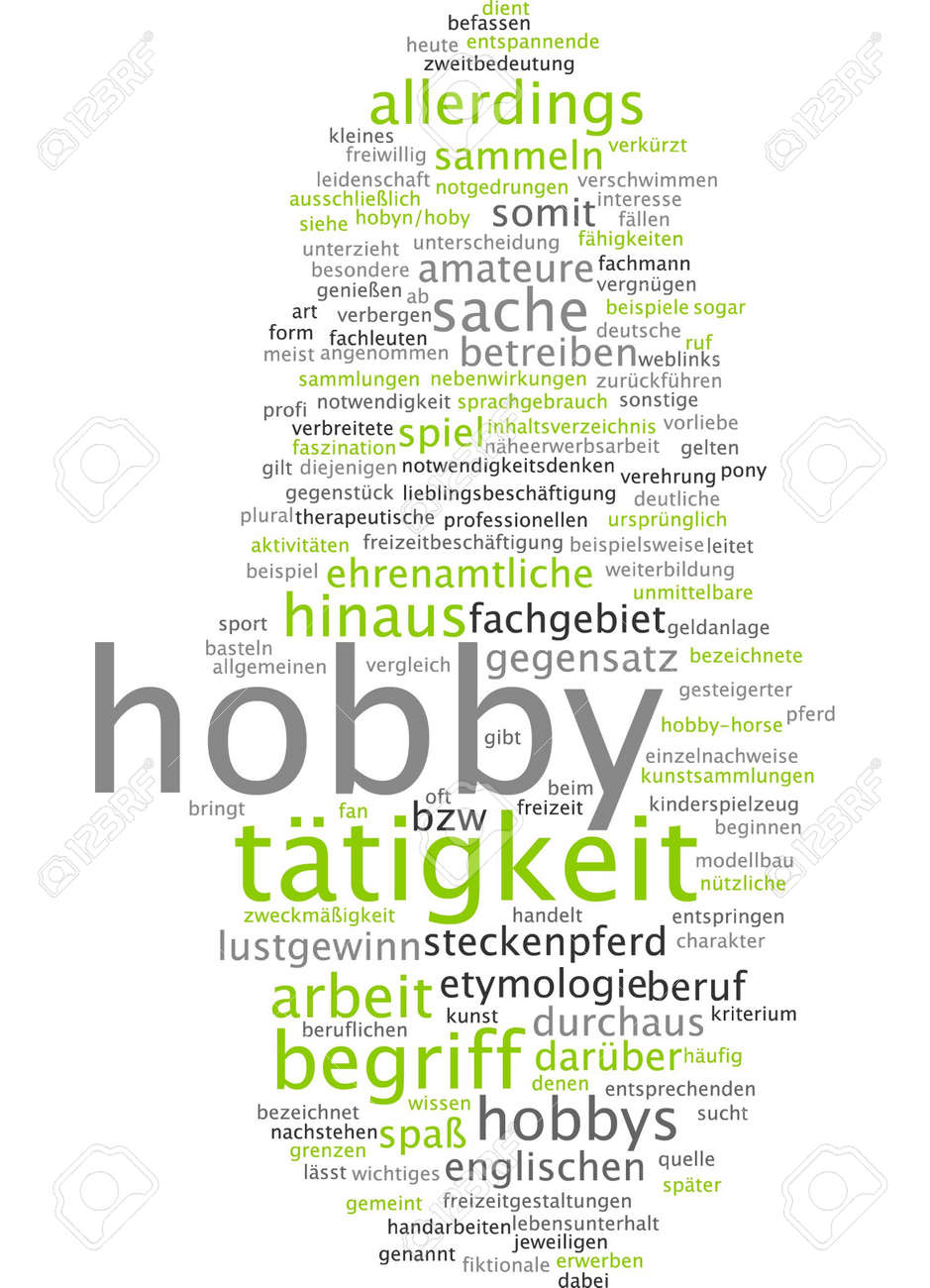 Besondere hobbys