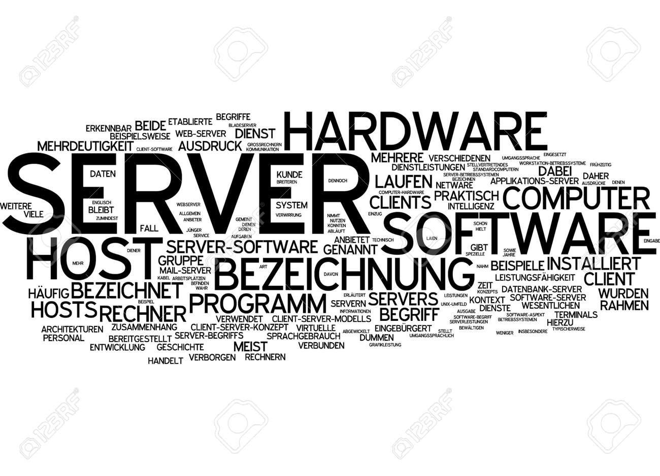 Großartig Gute Server Beispiele Fotos - Entry Level Resume Vorlagen ...