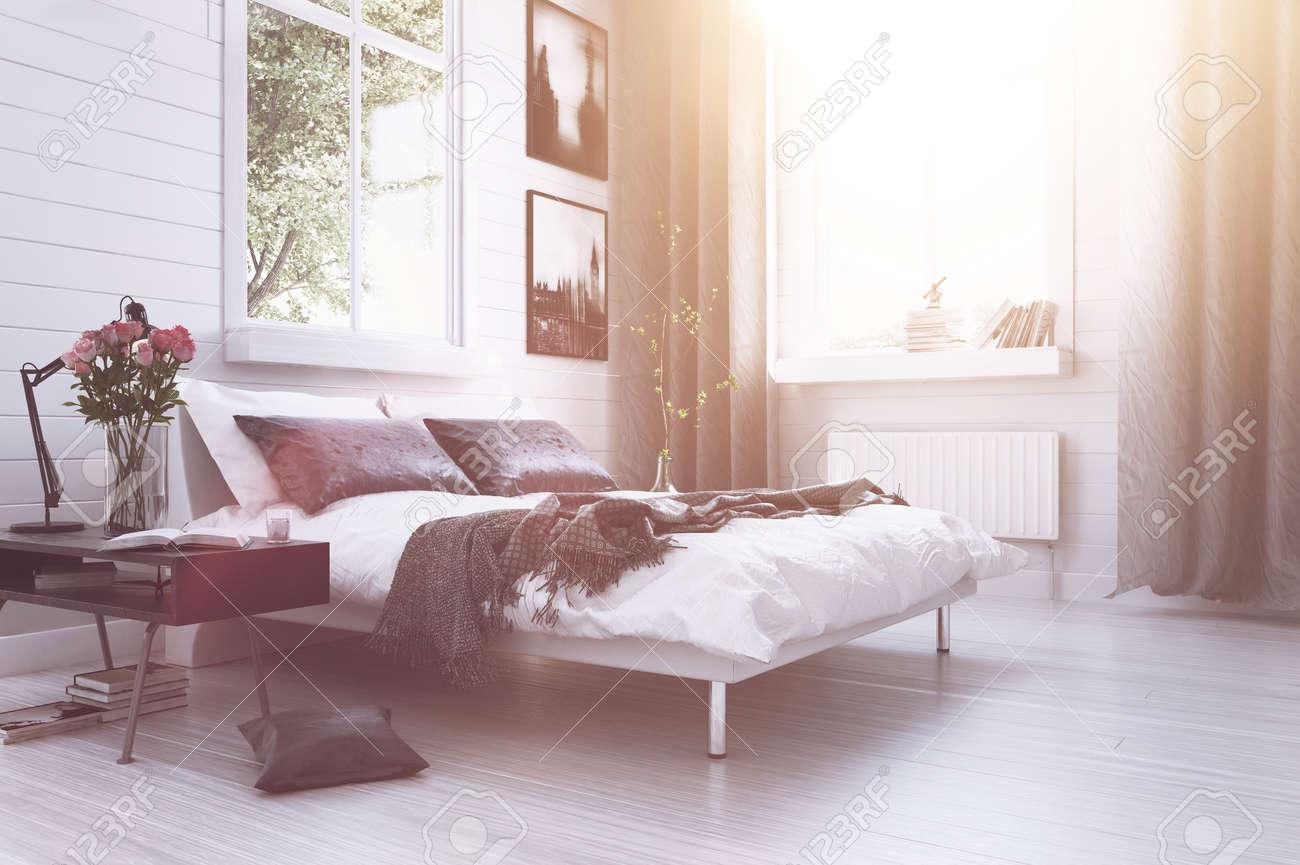 Stanza Da Letto Con Armadio A Ponte : Camere da letto con armadio ...