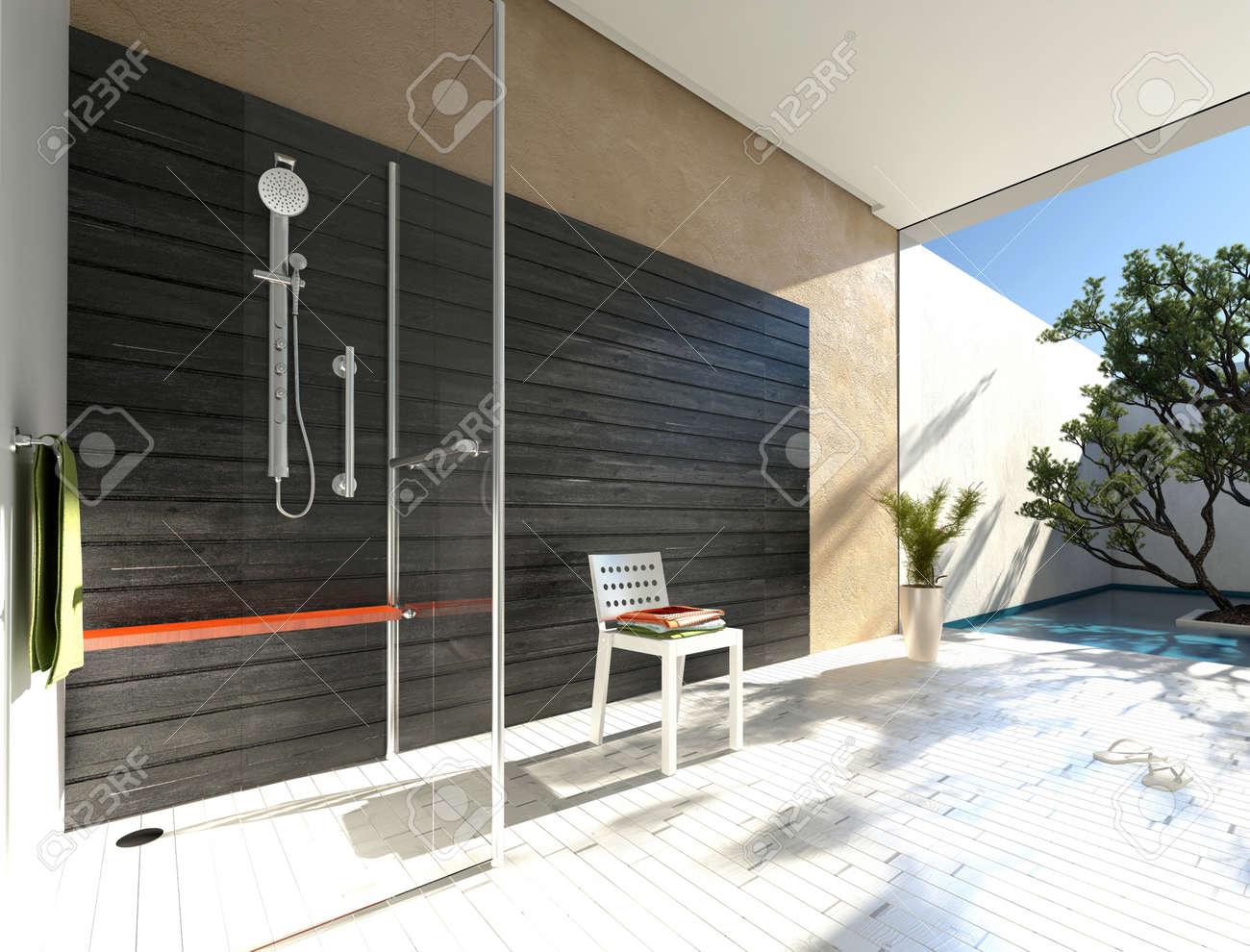 Carrelage salle de bain banque d'images, vecteurs et illustrations ...