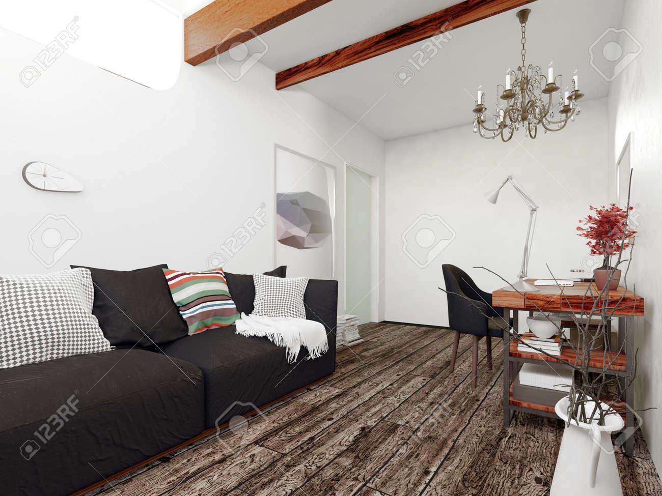 Bureau maison moderne finest plan de maison moderne chambres