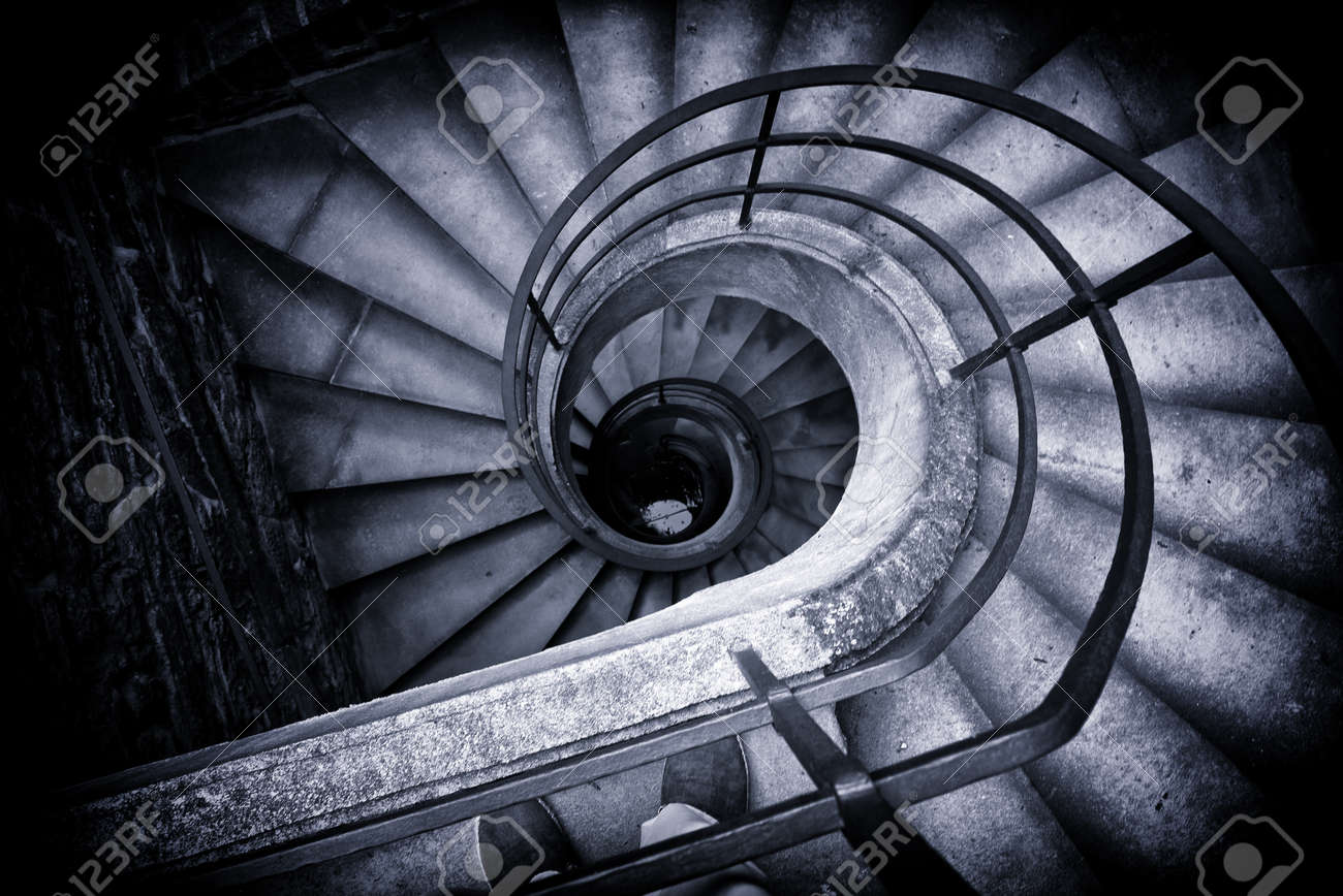 Escaleras De Espiral Coleccin De Imgen Escaleras Espiral Droste - Escaleras-en-espiral