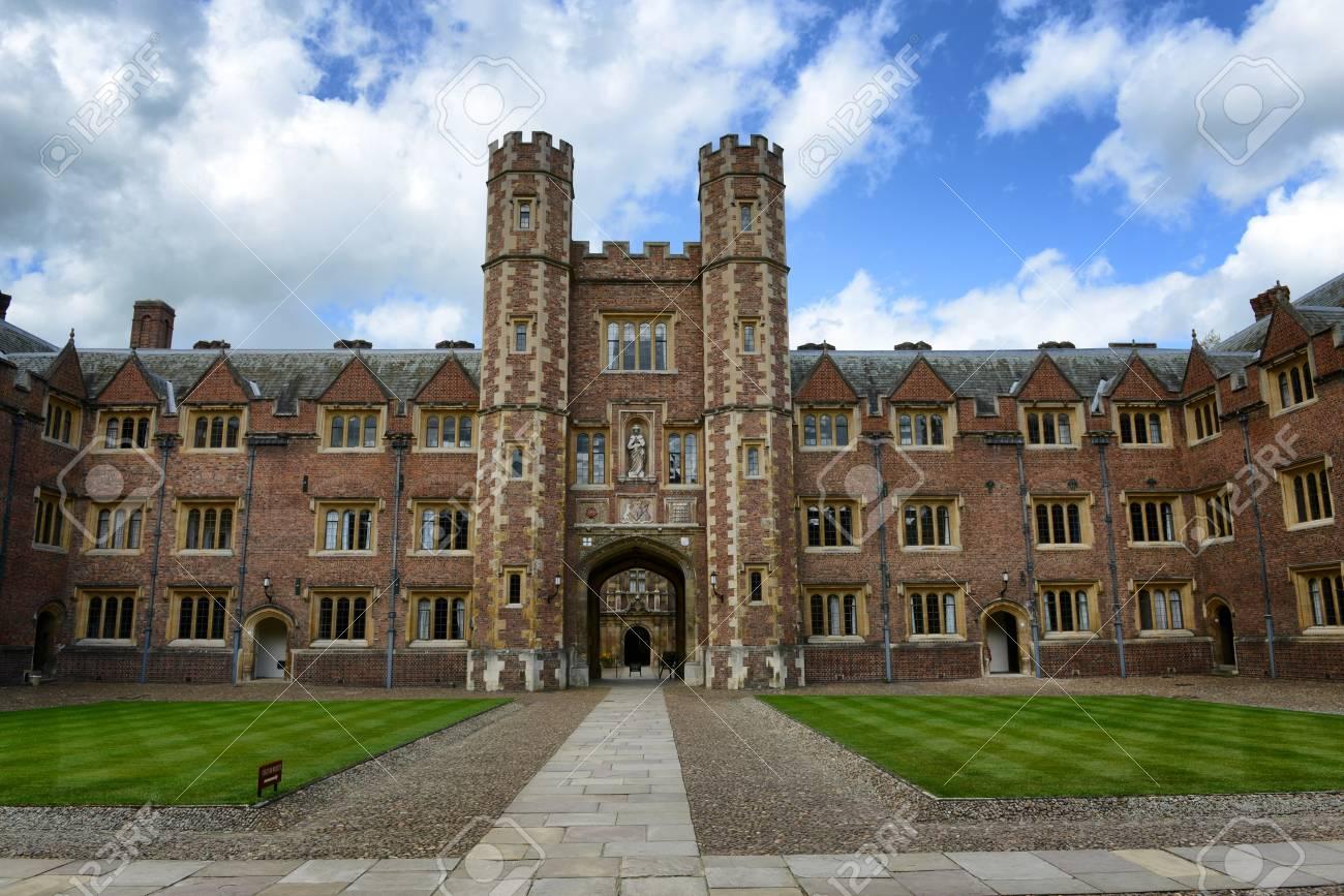 タワーコート第 2 キャンパス、セント ジョンズ大学、ケンブリッジ大学 ...