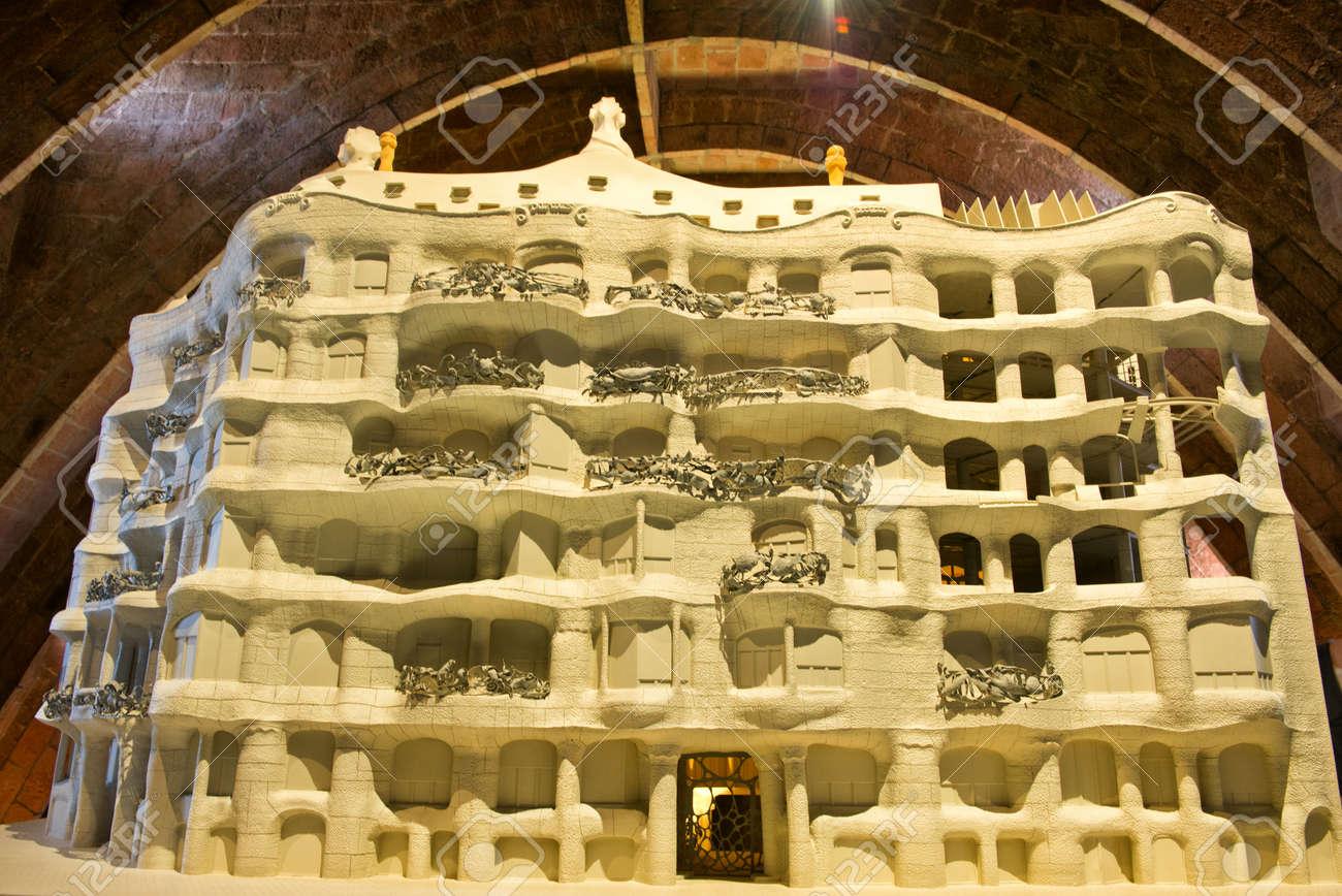 House model in spain