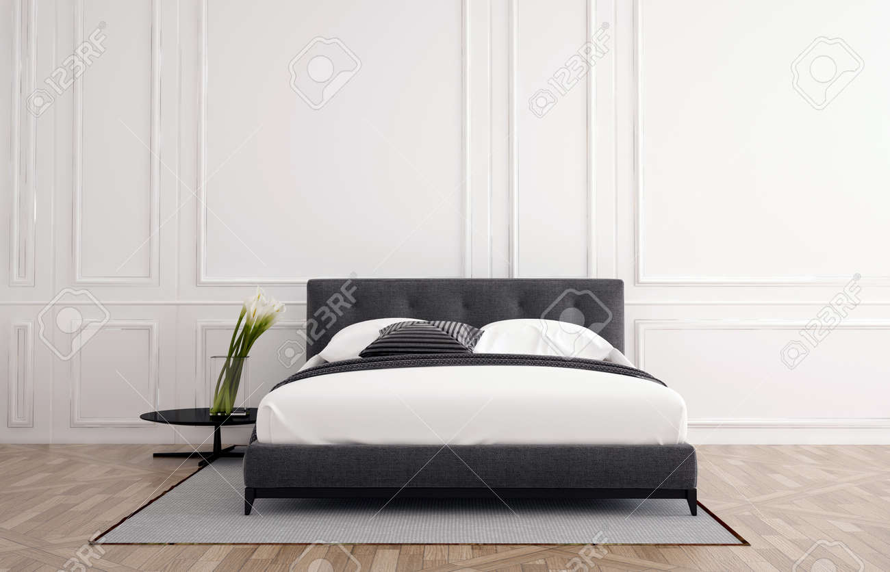 Stunning Camera Da Letto Con Boiserie Ideas - Modern Home Design ...