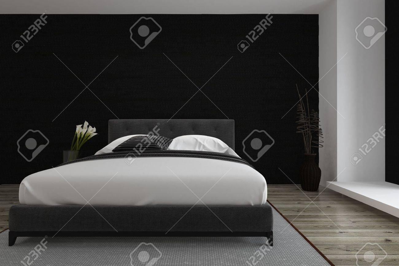 camera da letto con parquet foto royalty free, immagini, immagini ... - Cerco Camera Da Letto Matrimoniale