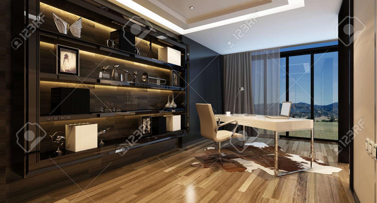 Sympathique mobilier bureau haut de gamme par exemple