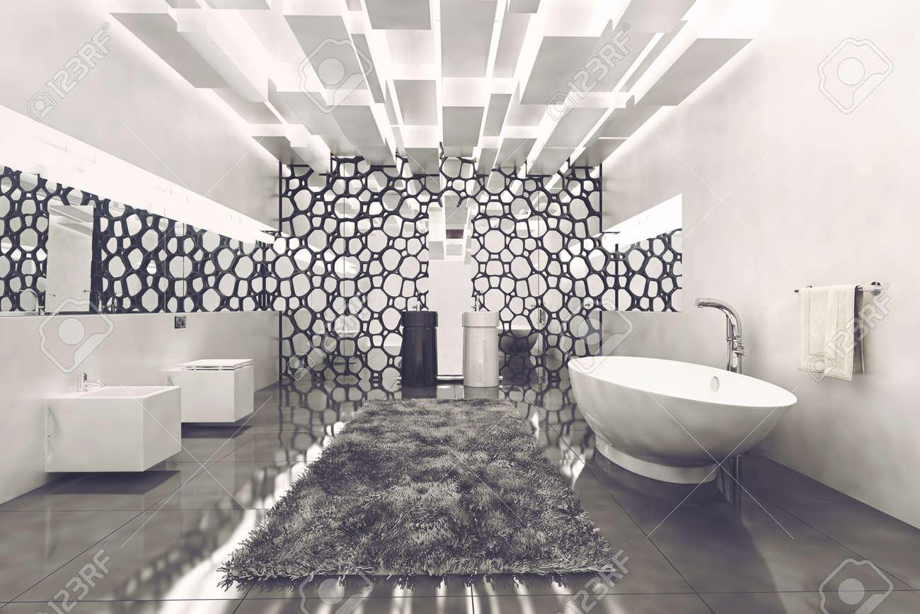 Tappeto bagno design. fabulous tappeto bagno in cotone parure pezzi