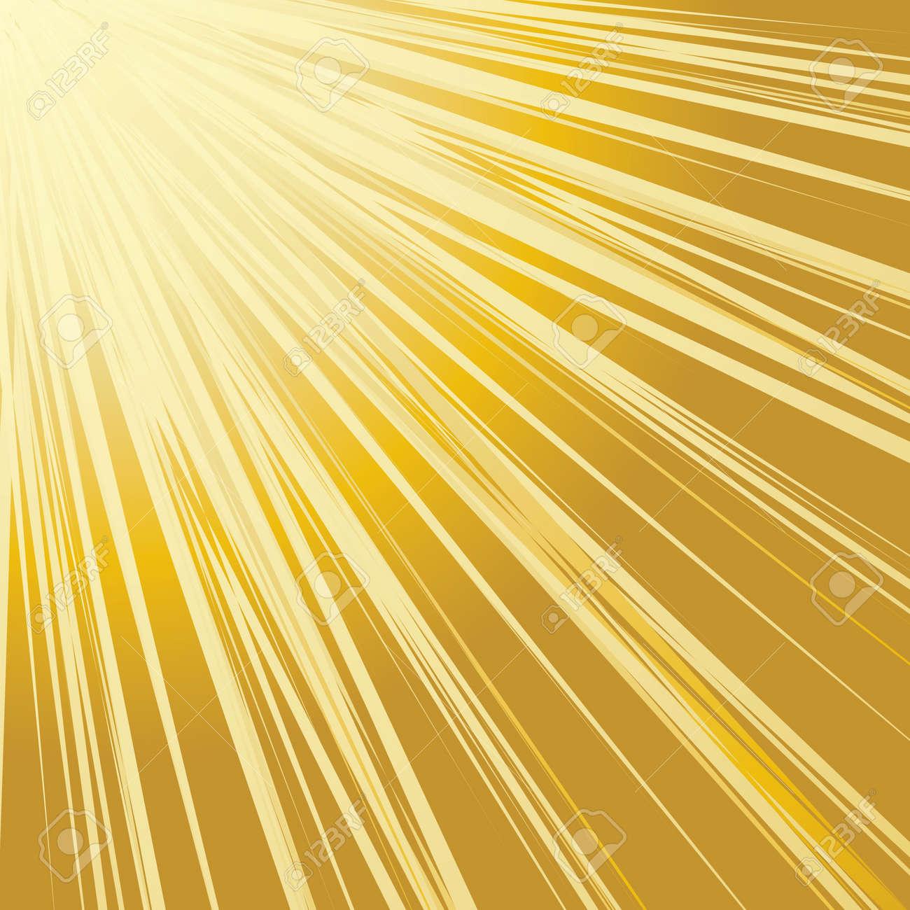Orange sunburst summer Stock Vector - 15827971