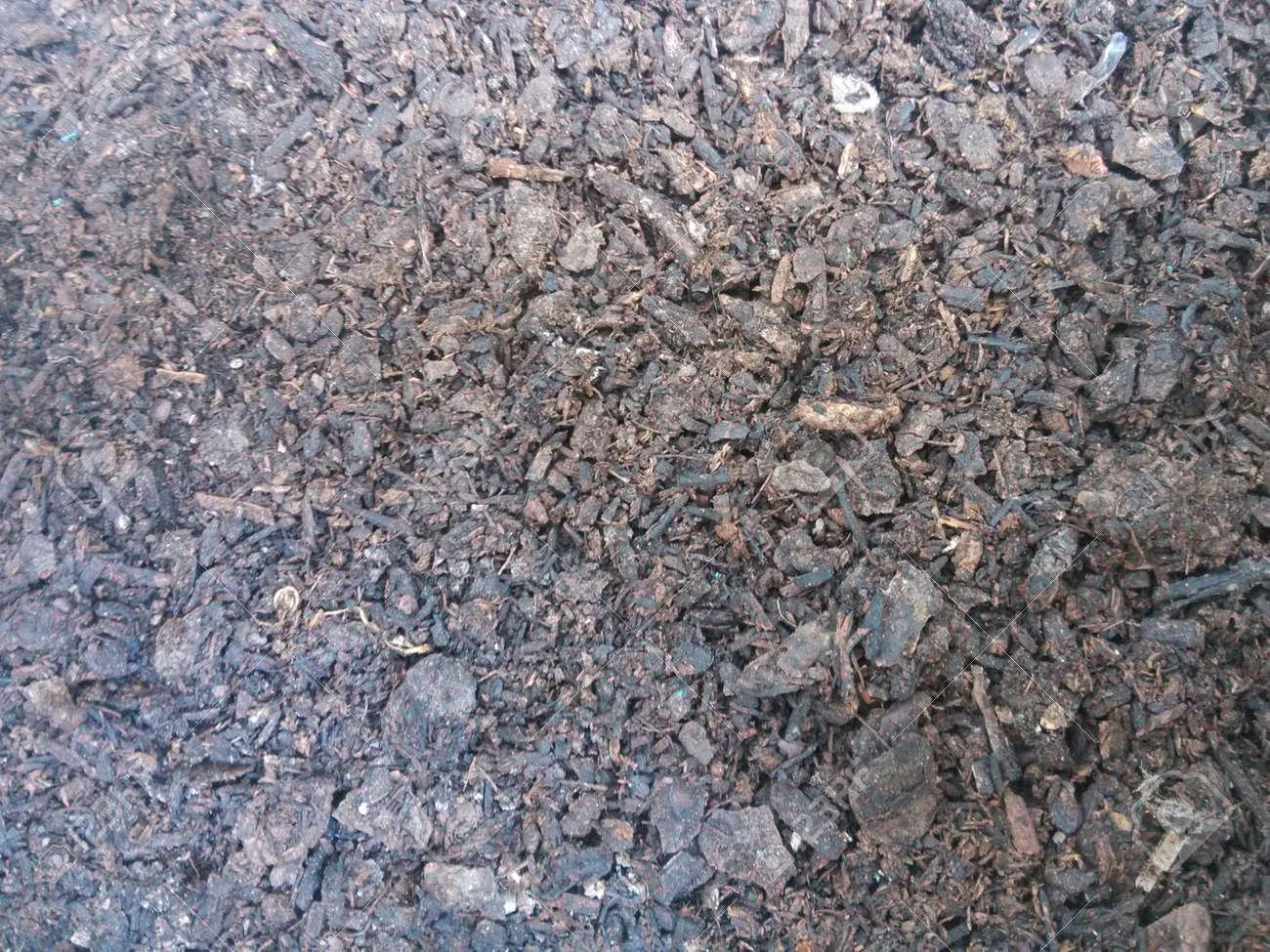 fill dirt soil for pot and garden