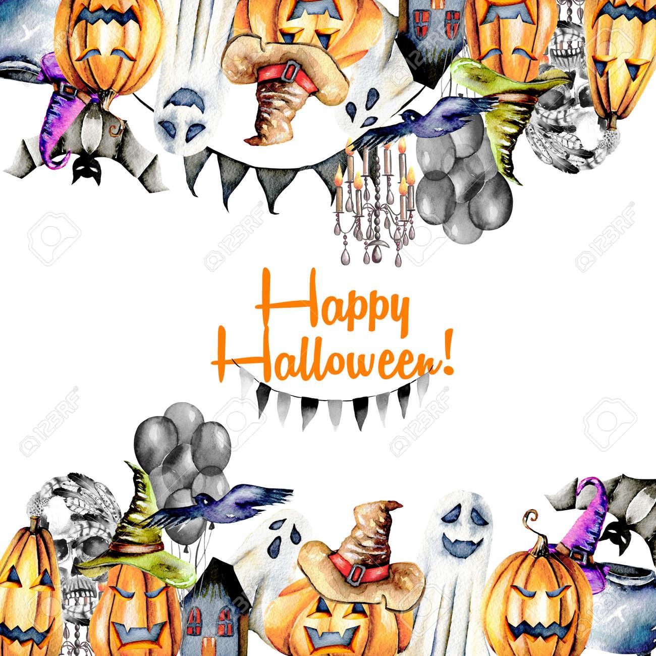 Berühmt Halloween Fotorahmen Frei Zeitgenössisch ...